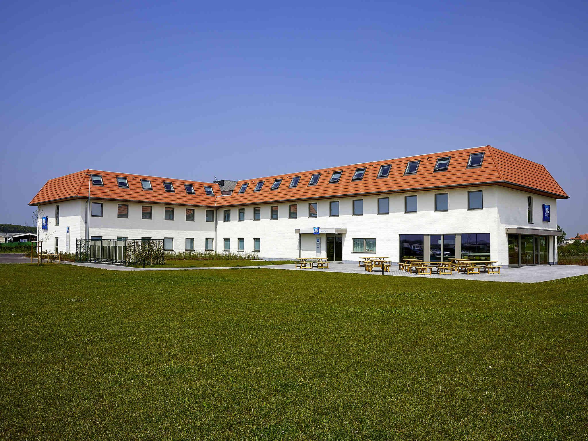 Otel – ibis budget Oostende Airport