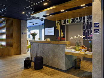 ibis budget Oostende airport