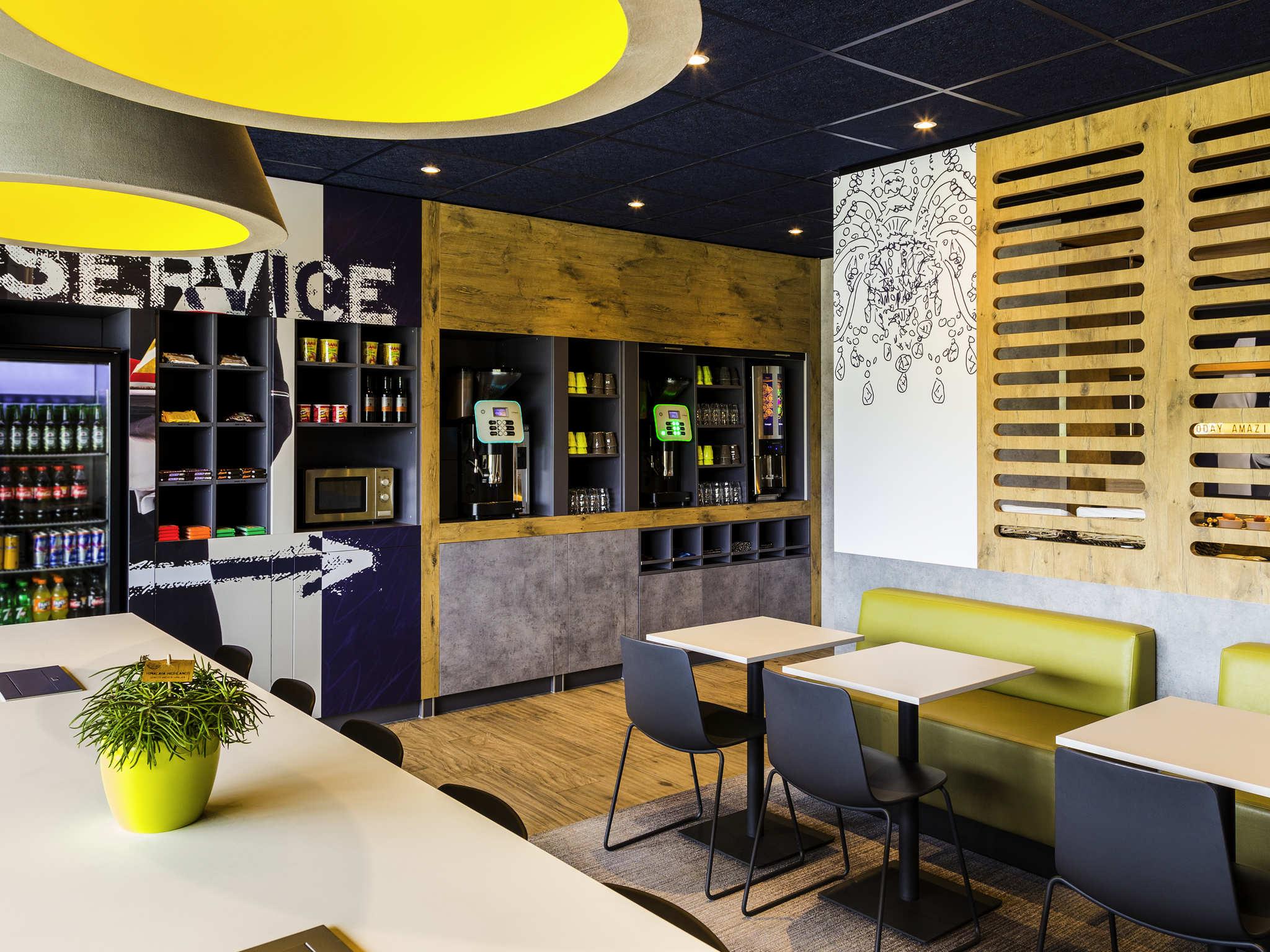 Hotell – ibis budget Stein Maastricht