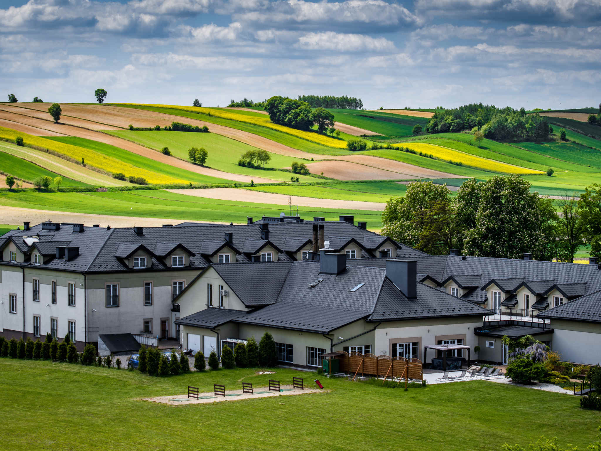 Отель — Hotel Mercure Raclawice Doslonce Conference & Spa