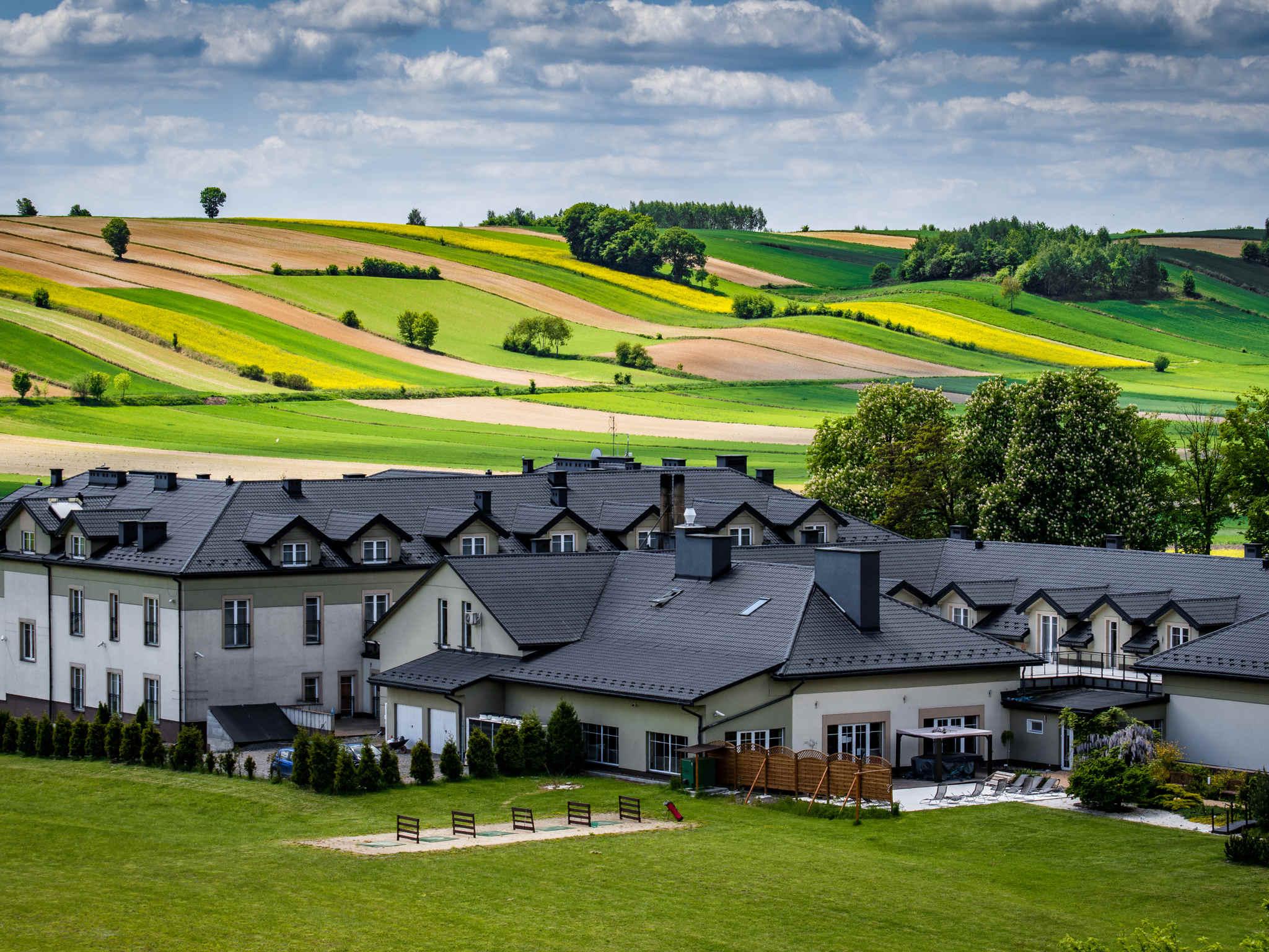 โรงแรม – Hotel Mercure Raclawice Doslonce Conference & Spa