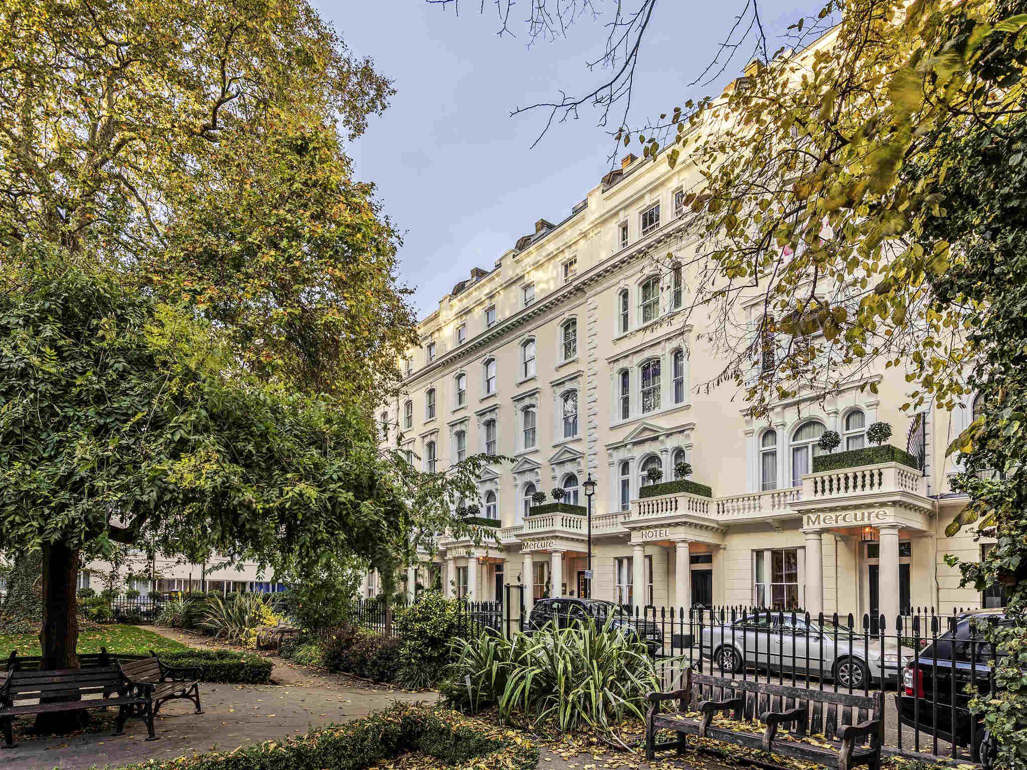 Отель — Отель Mercure Лондон Гайд-парк