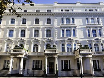 فندق مركيور Mercure لندن هايد بارك، يفتح في أكتوبر 2014
