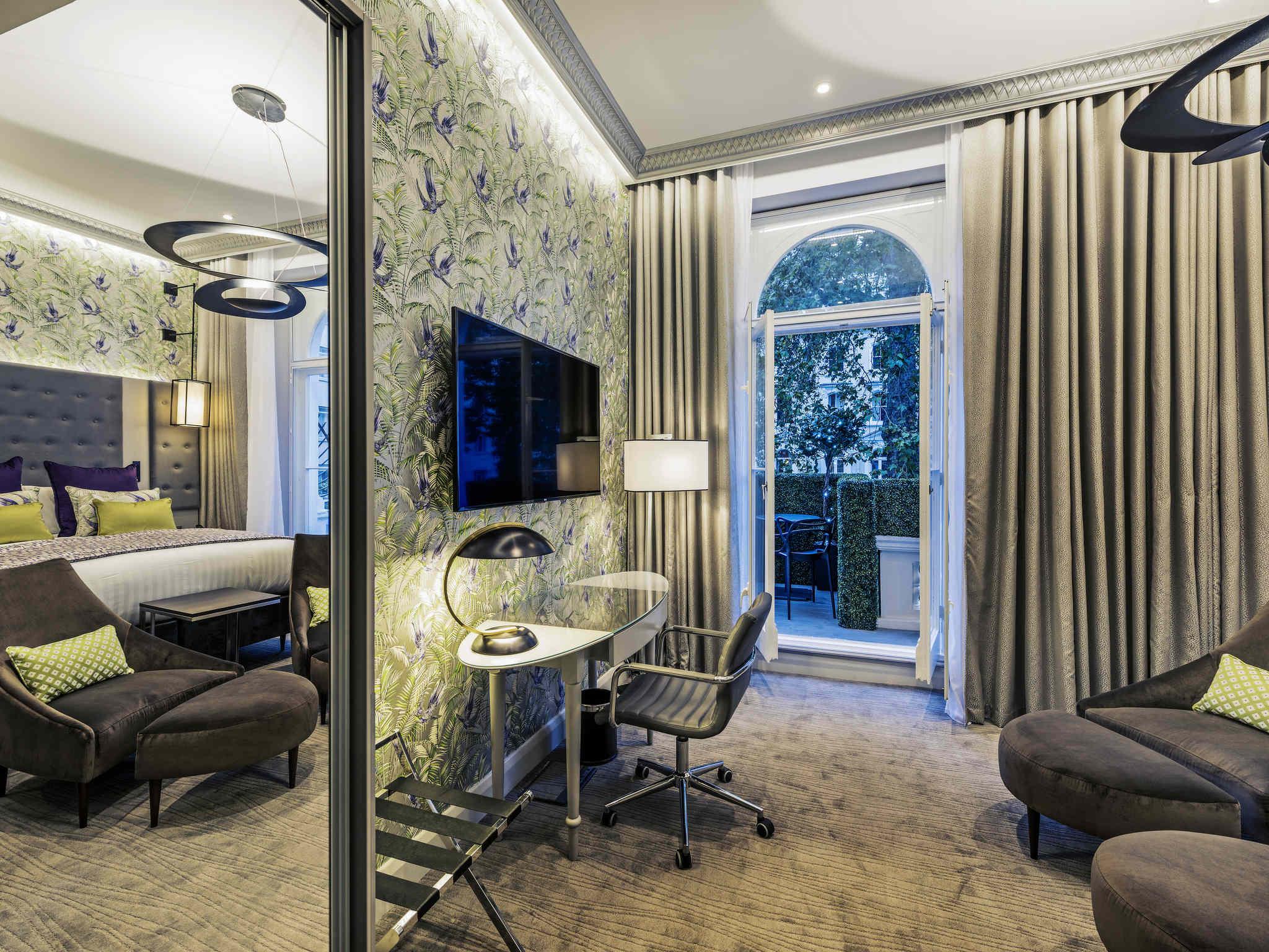 Hotel in LONDON - Mercure London Hyde Park