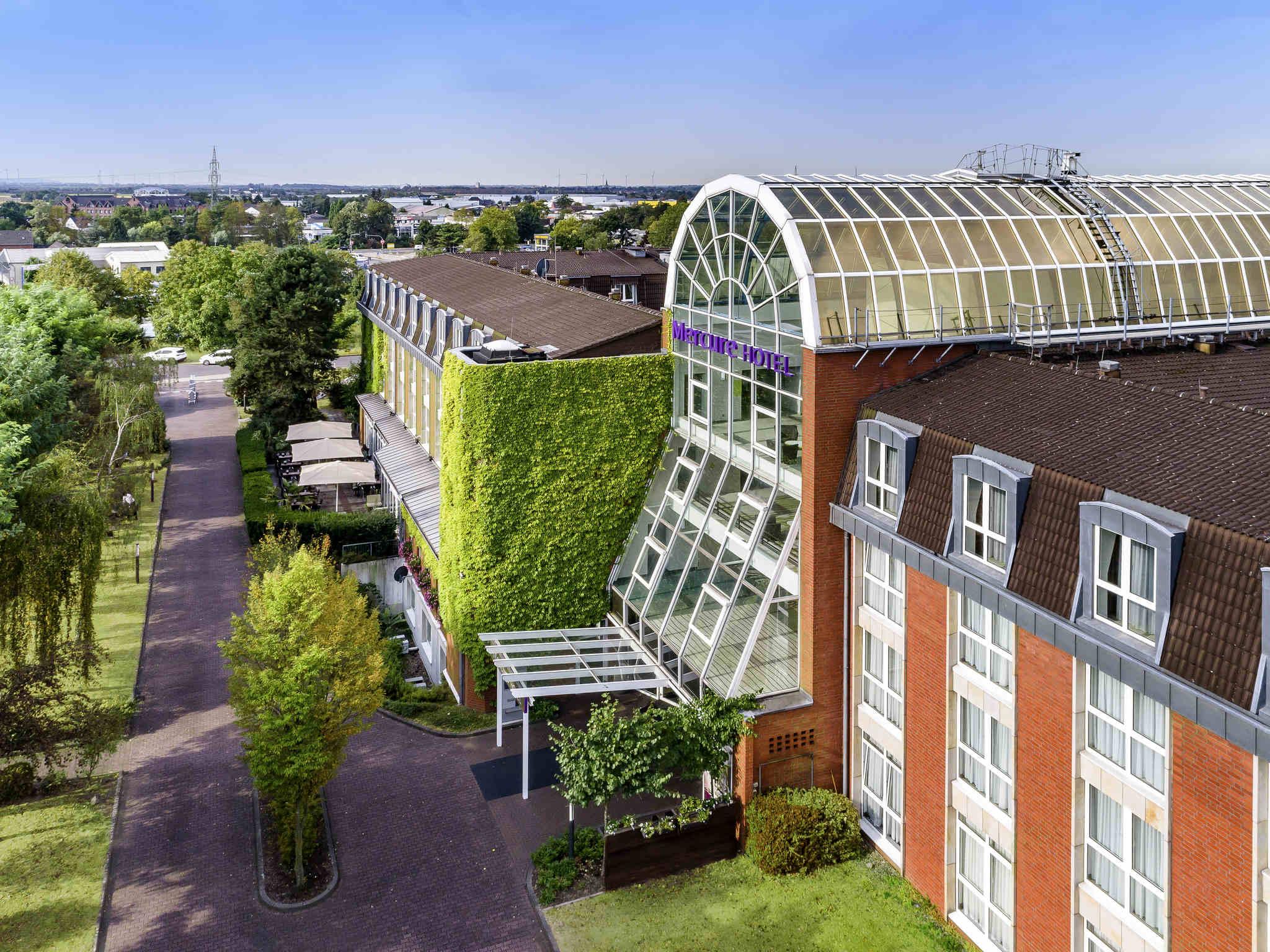 Отель — Mercure Hotel Duesseldorf Kaarst