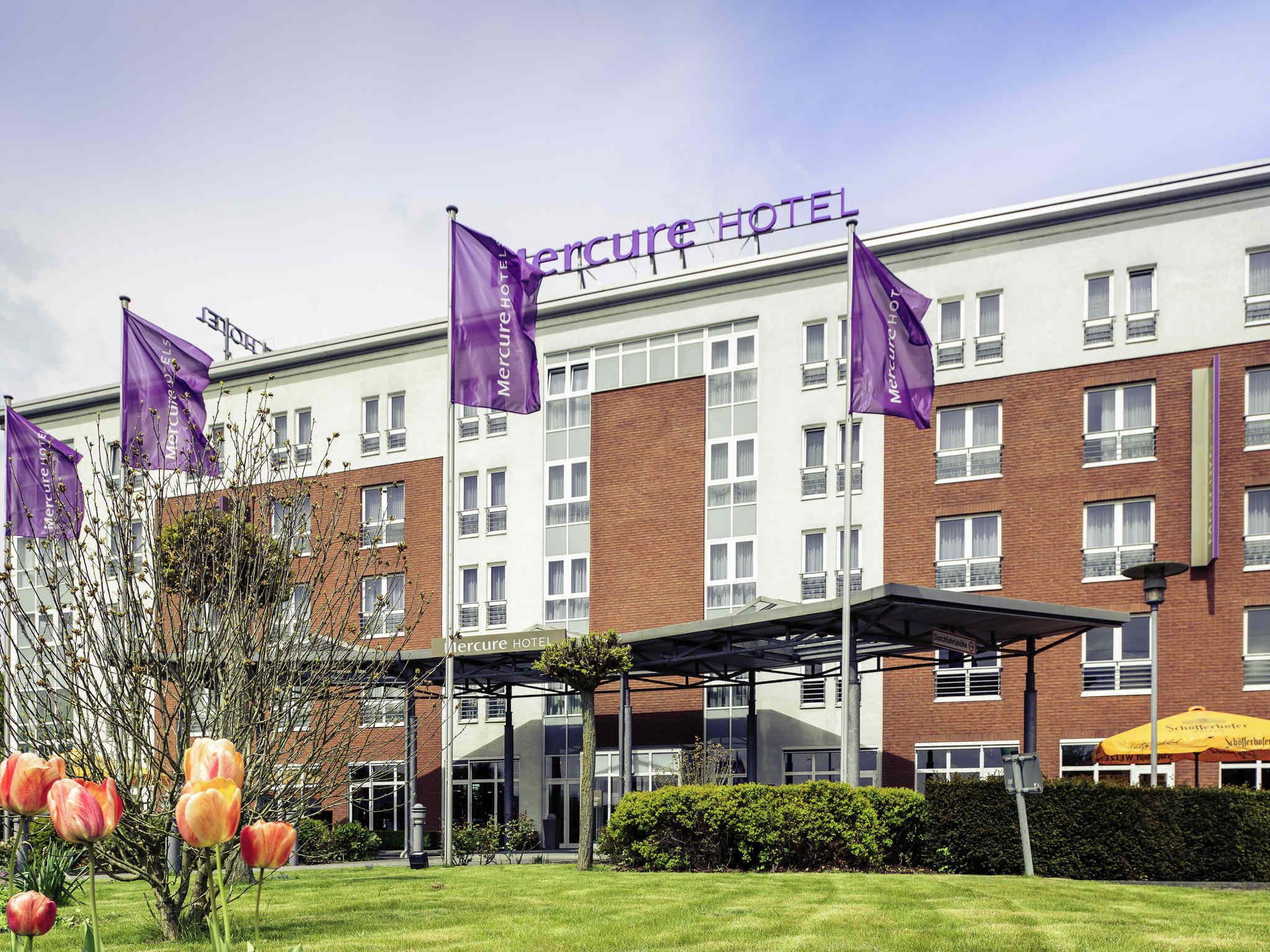 Отель — Mercure Hotel Kamen Unna