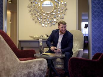 hotel business pour vos meetings l 39 hotel mercure hotel dortmund centrum dortmund. Black Bedroom Furniture Sets. Home Design Ideas
