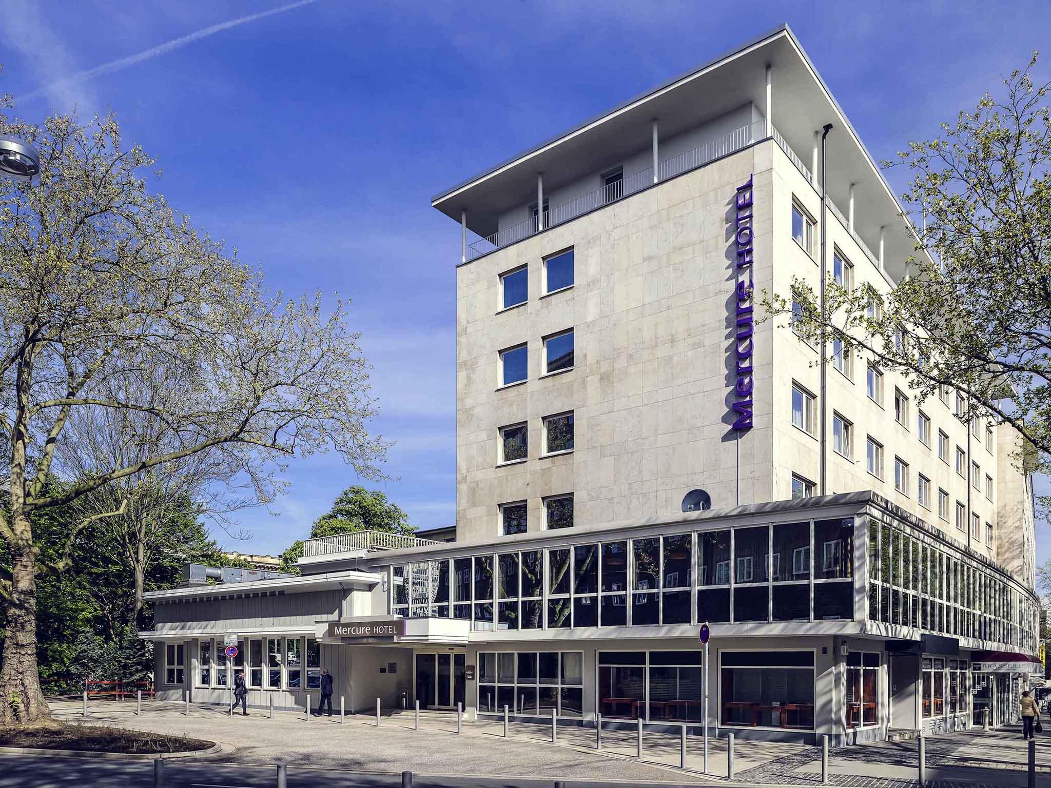 Отель — Mercure Hotel Dortmund Centrum