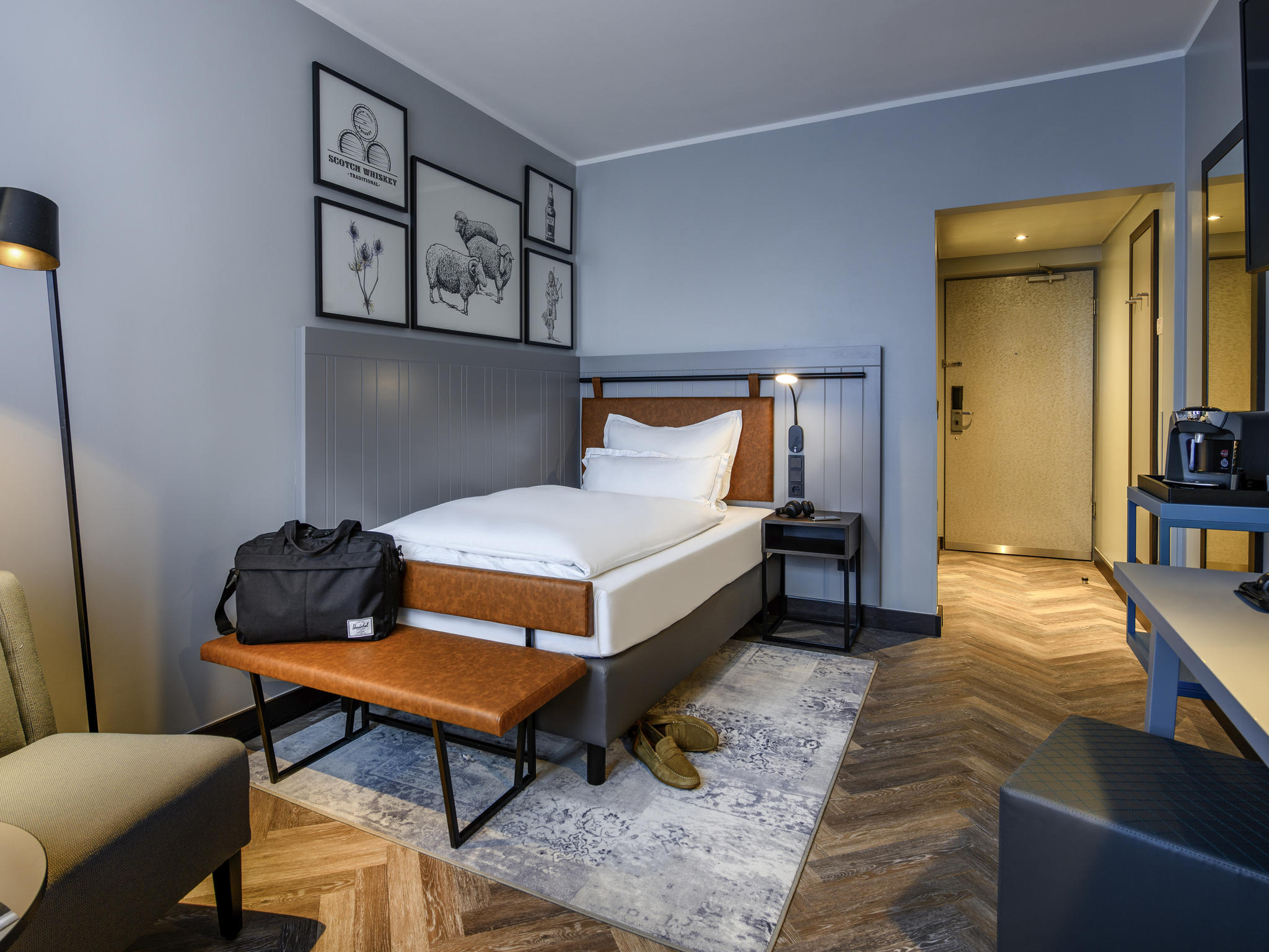 Hotel in DORTMUND - Mercure Hotel Dortmund Centrum
