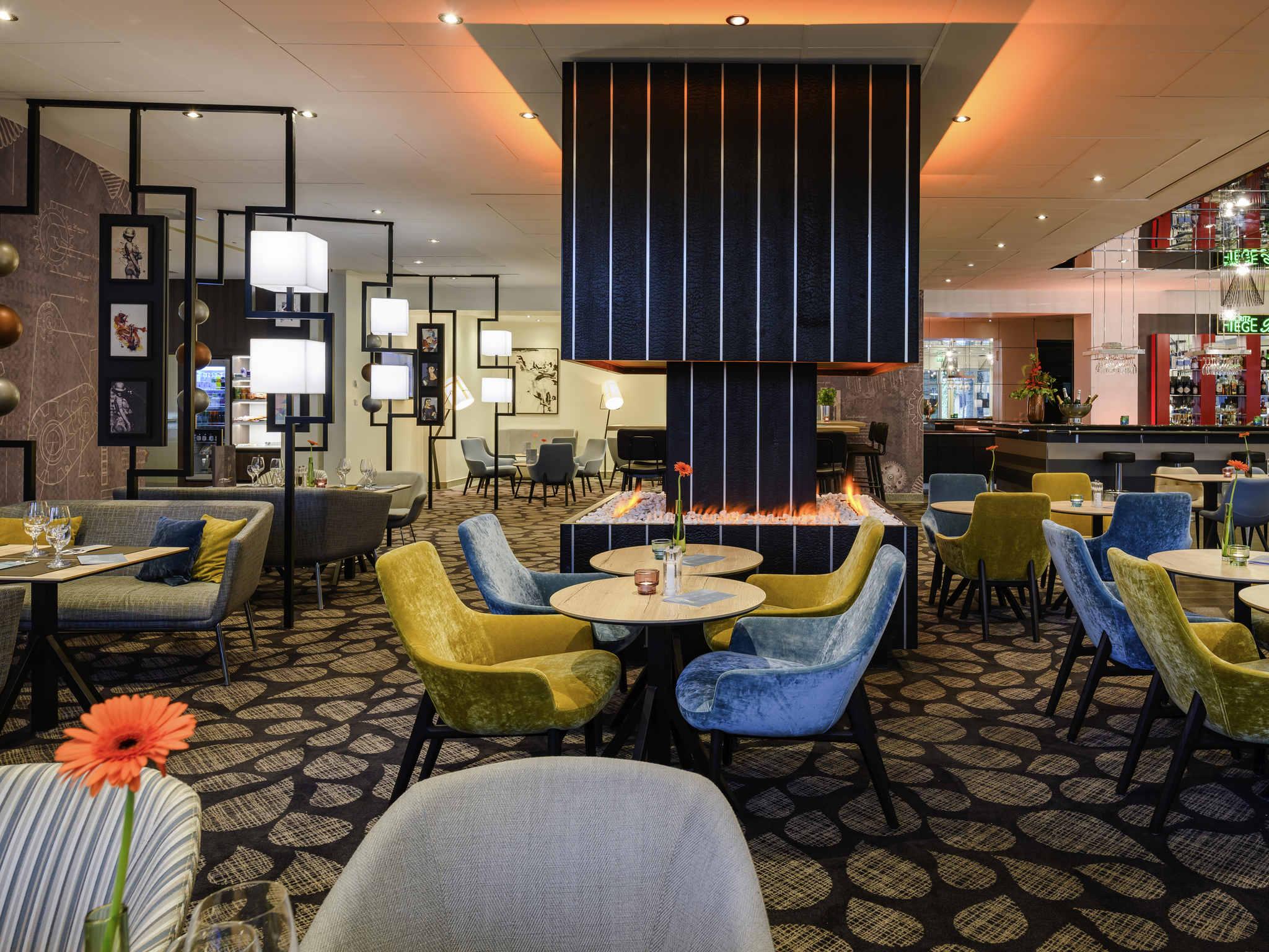 โรงแรม – Mercure Hotel Bochum City