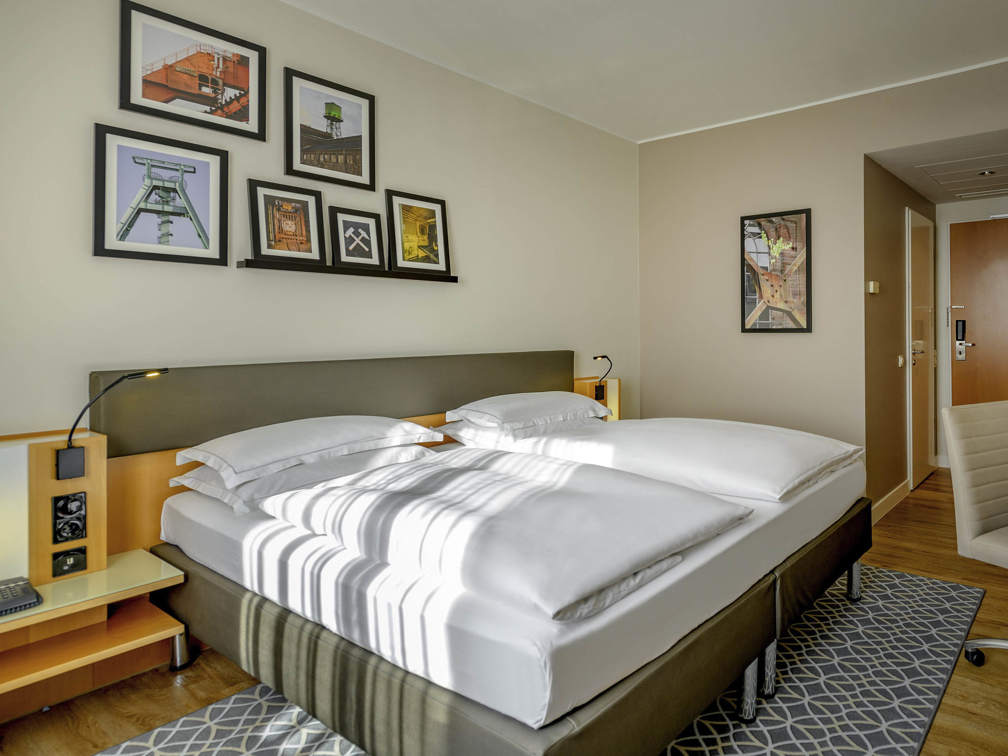 Отель — Mercure Hotel Bochum City