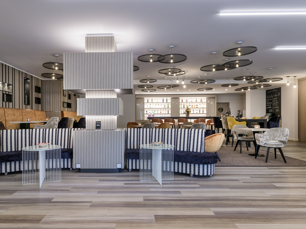 Hotel in hannover mercure hotel hannover oldenburger allee for Hotel hannover
