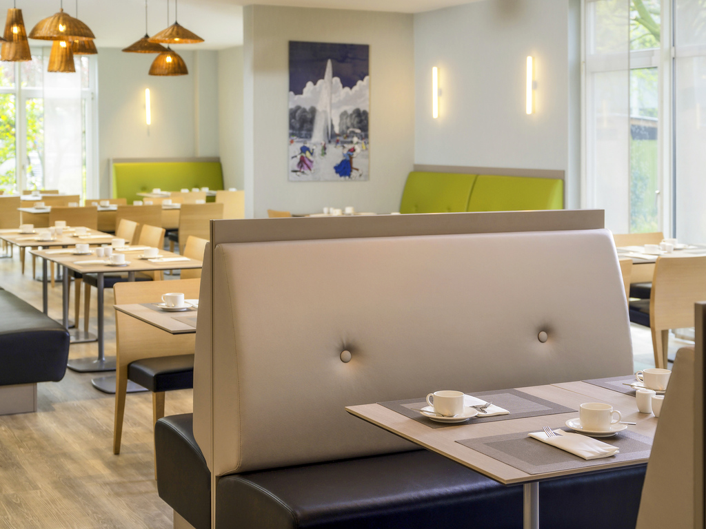 Le jardin hannover restaurants by accorhotels for Restaurant le jardin morat