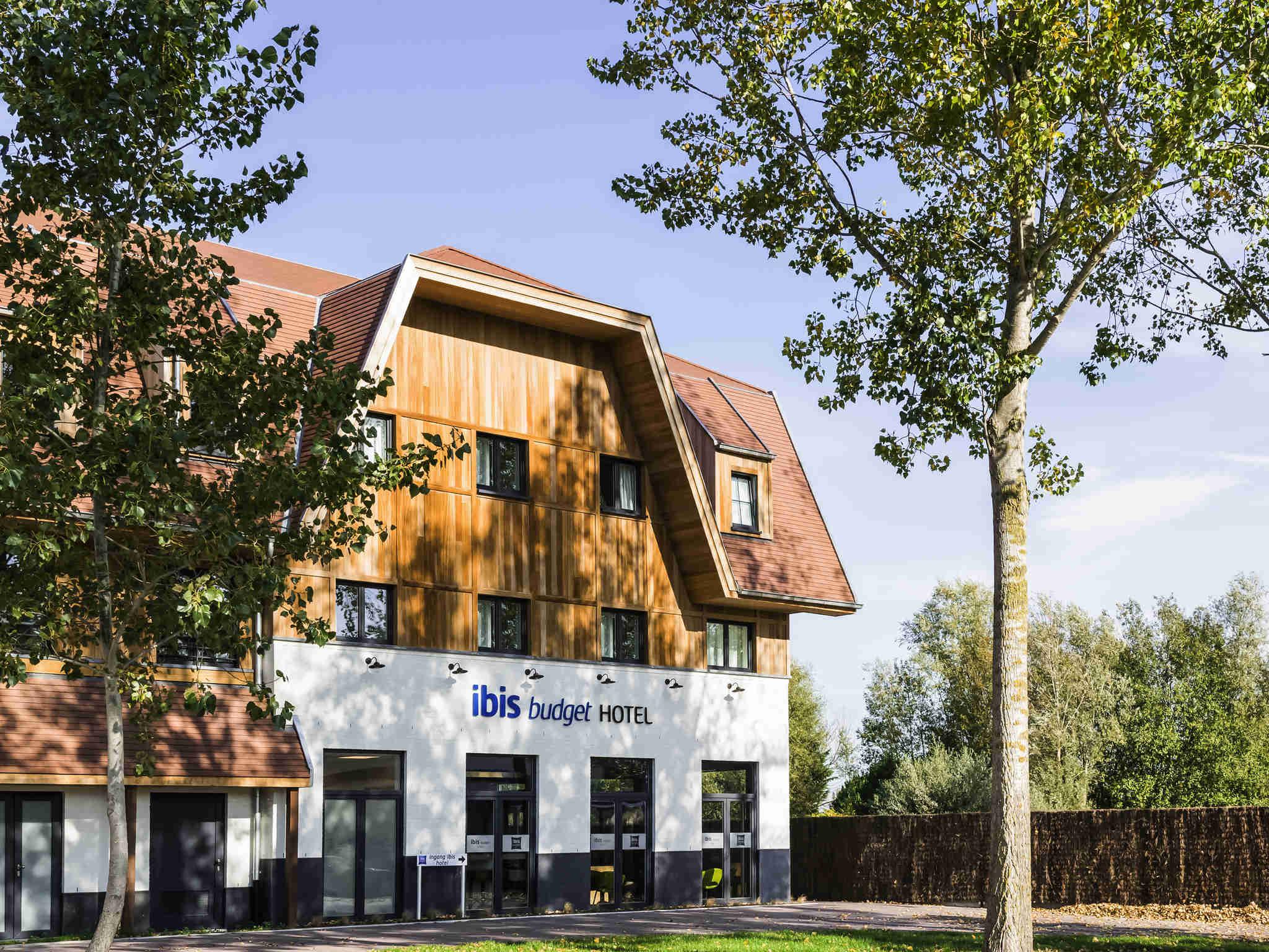 Отель — ibis budget Knokke
