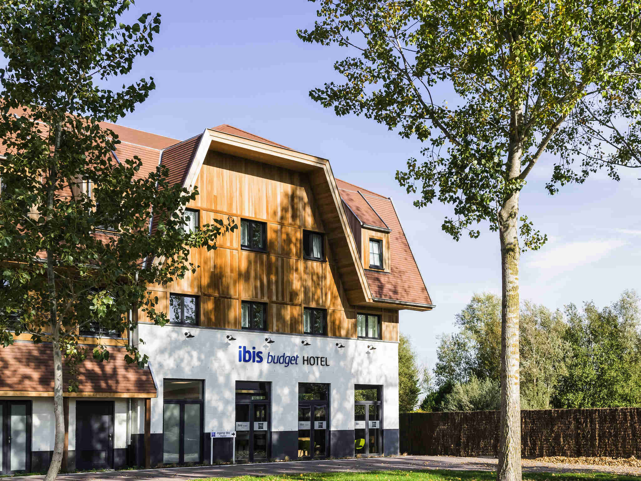 Hotel – ibis budget Knokke (apertura en septiembre de 2018)