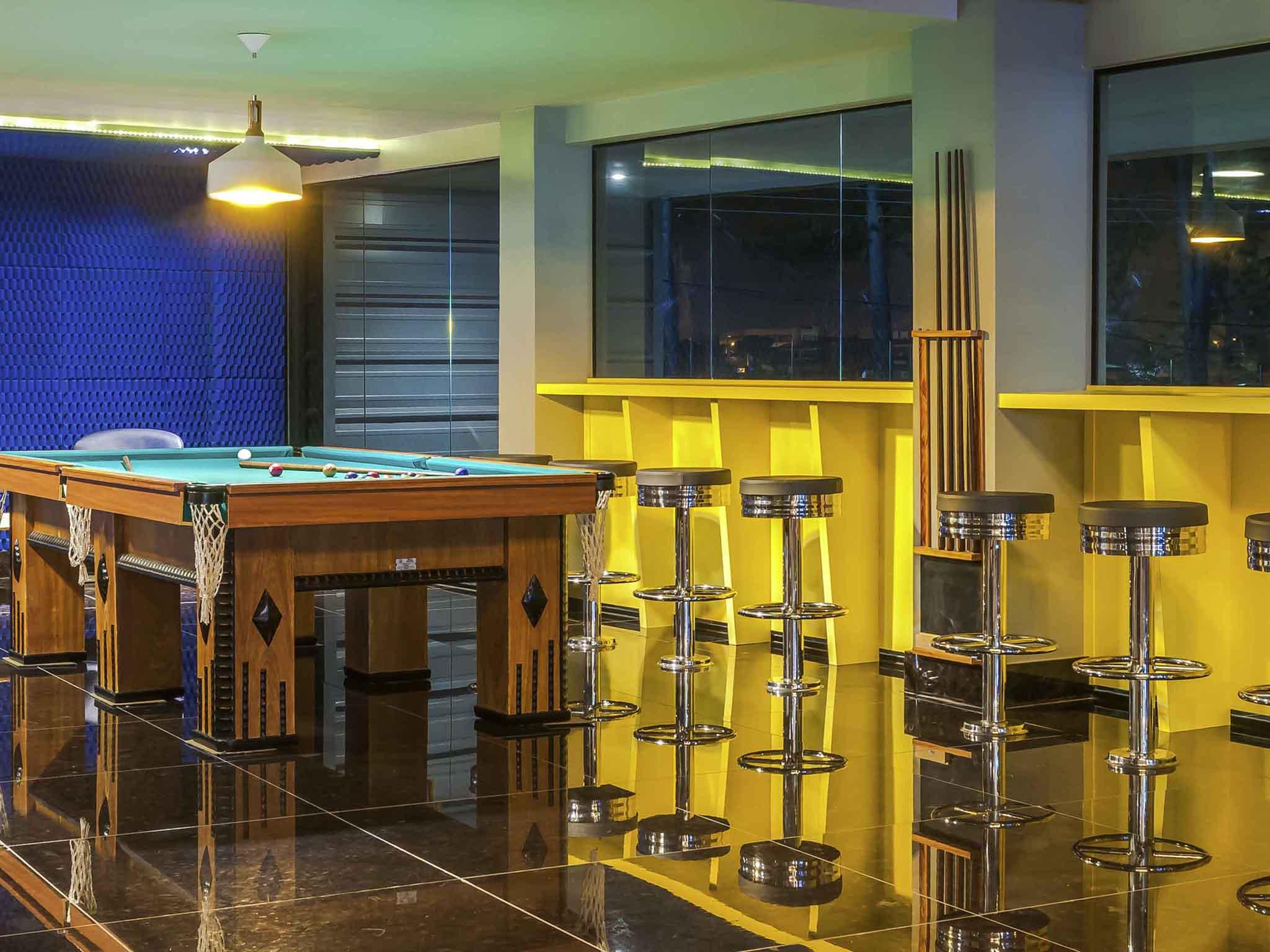 Отель — ibis Styles São Mateus