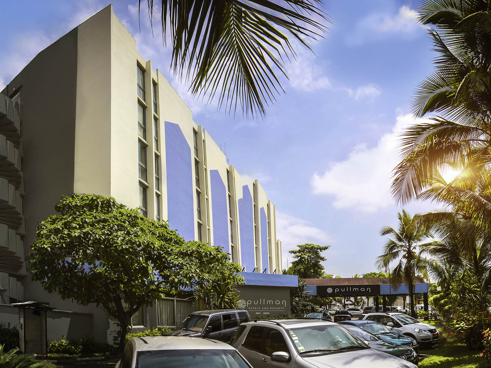 Hôtel - Pullman Douala Rabingha