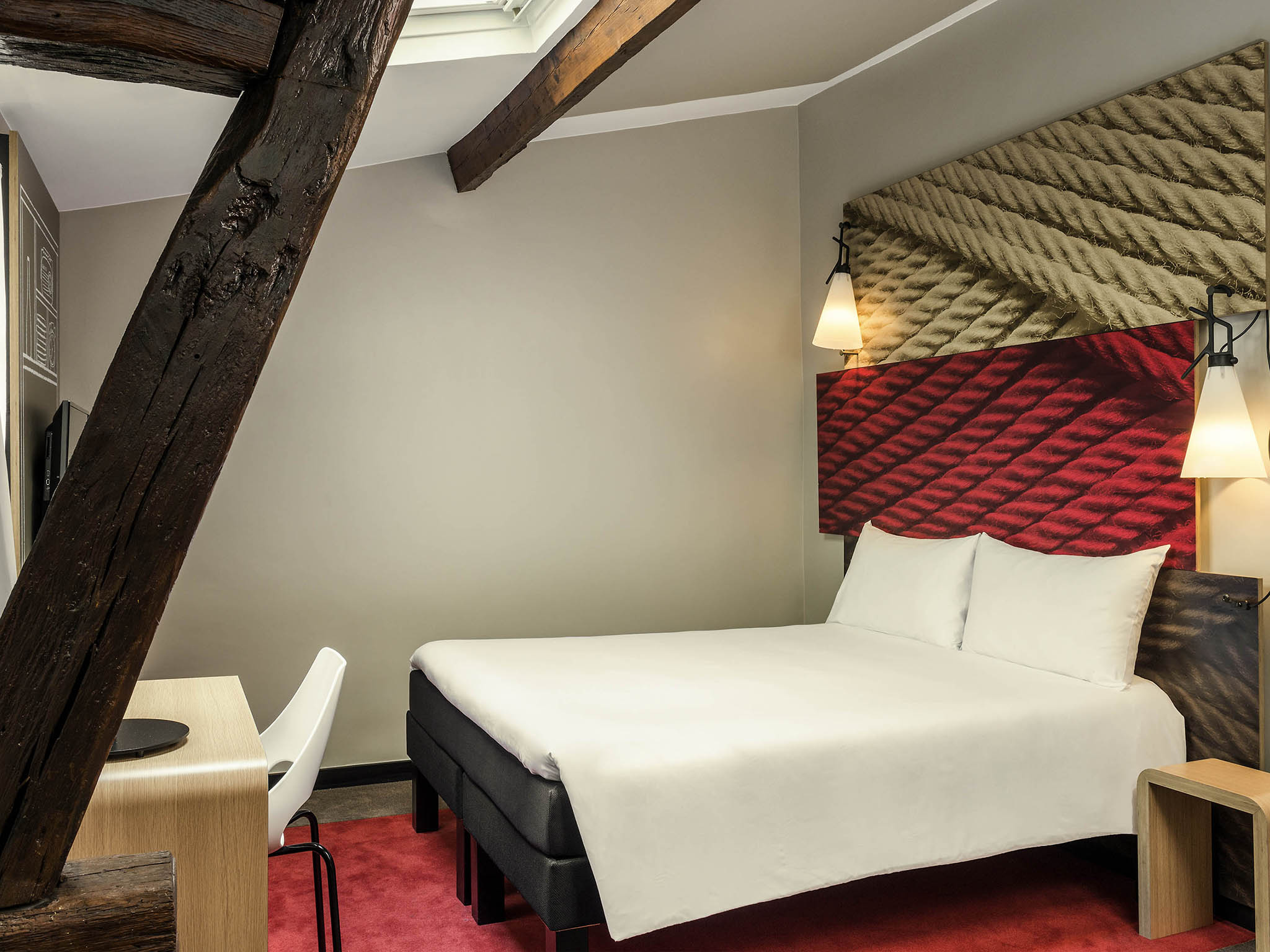Hotel – ibis Paris Avenue de la Republique