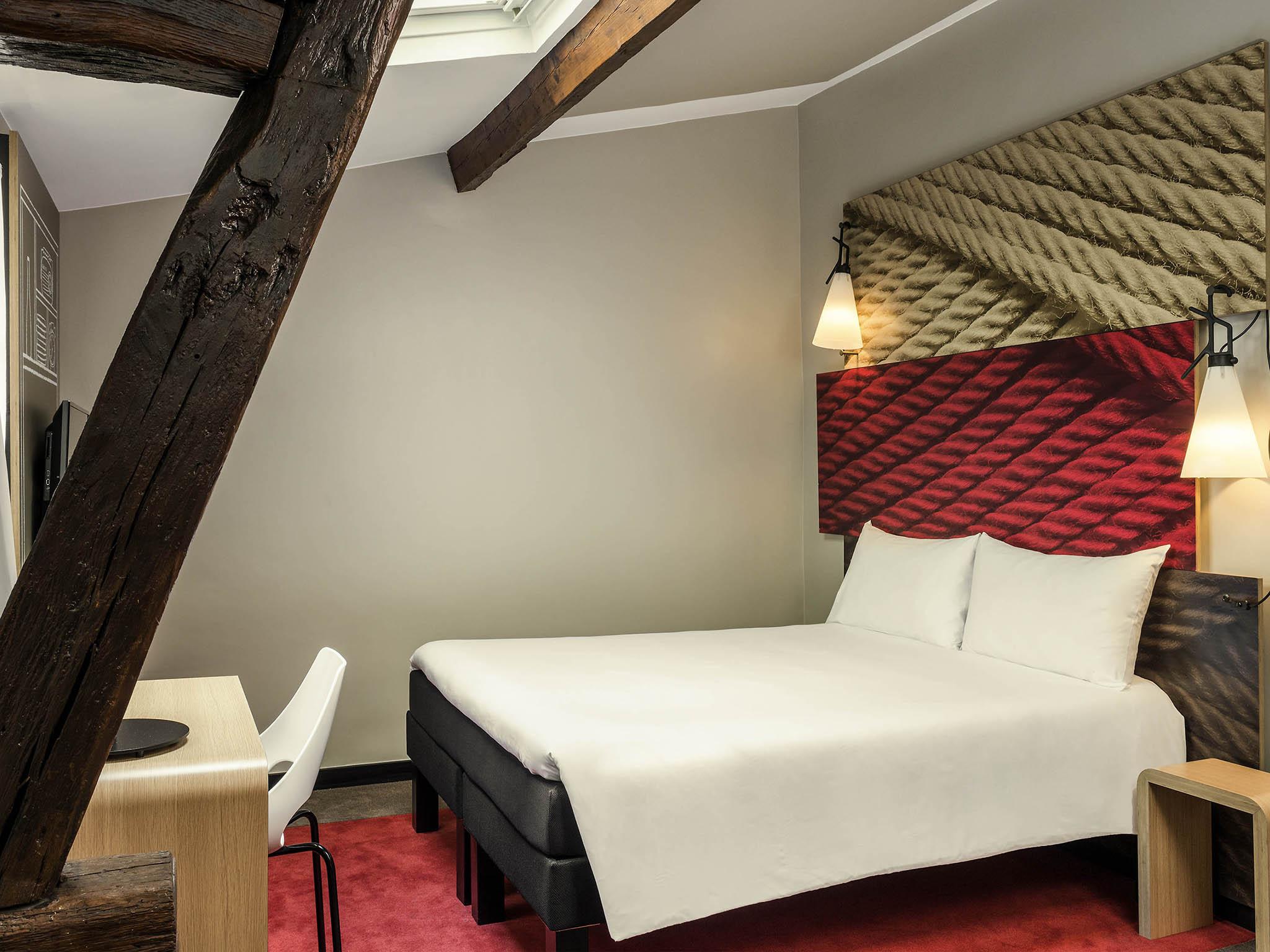 Отель — ibis Париж Авеню де ла Репюблик