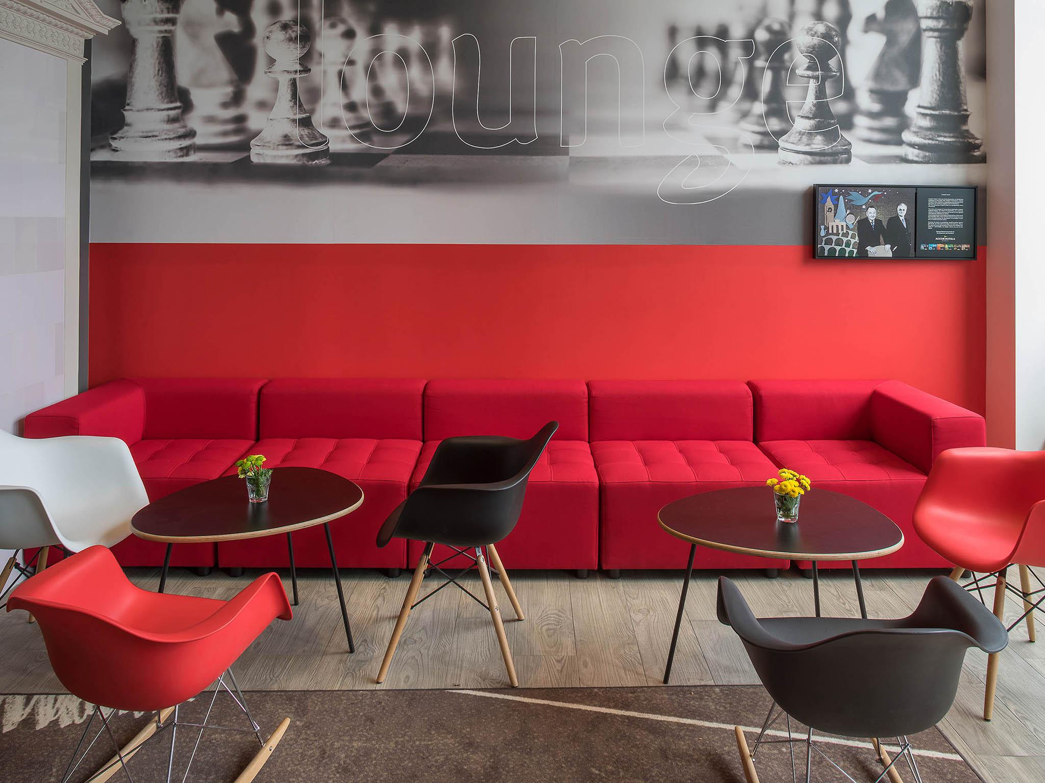 โรงแรม – ibis Riga Centre