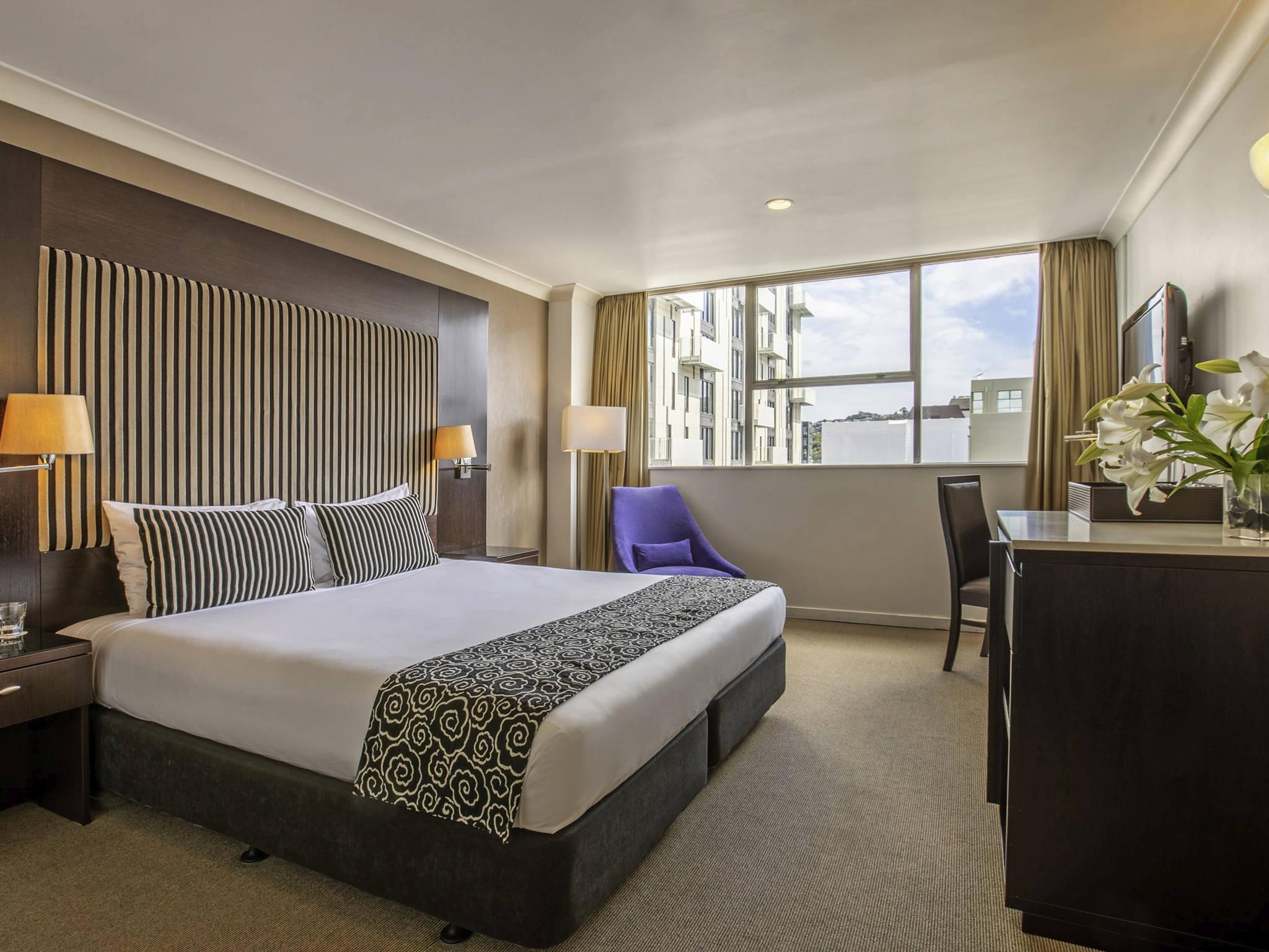 โรงแรม – Mercure Wellington Abel Tasman