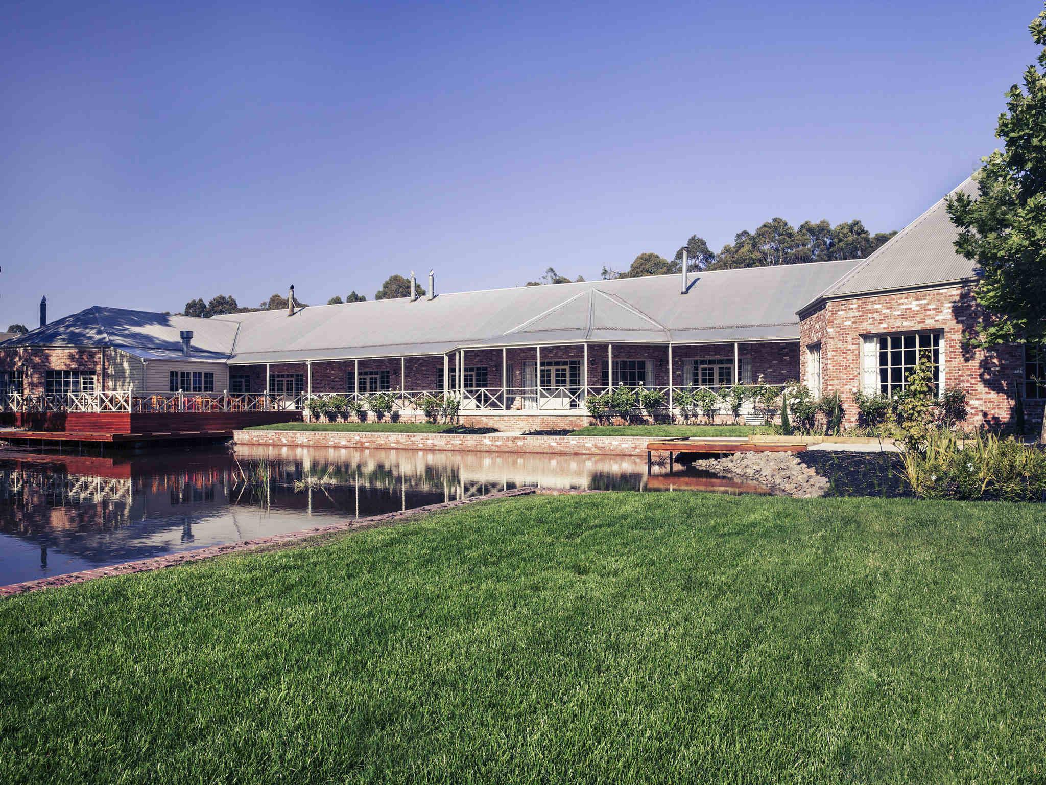 Hotel – Mercure Ballarat Hotel and Convention Centre