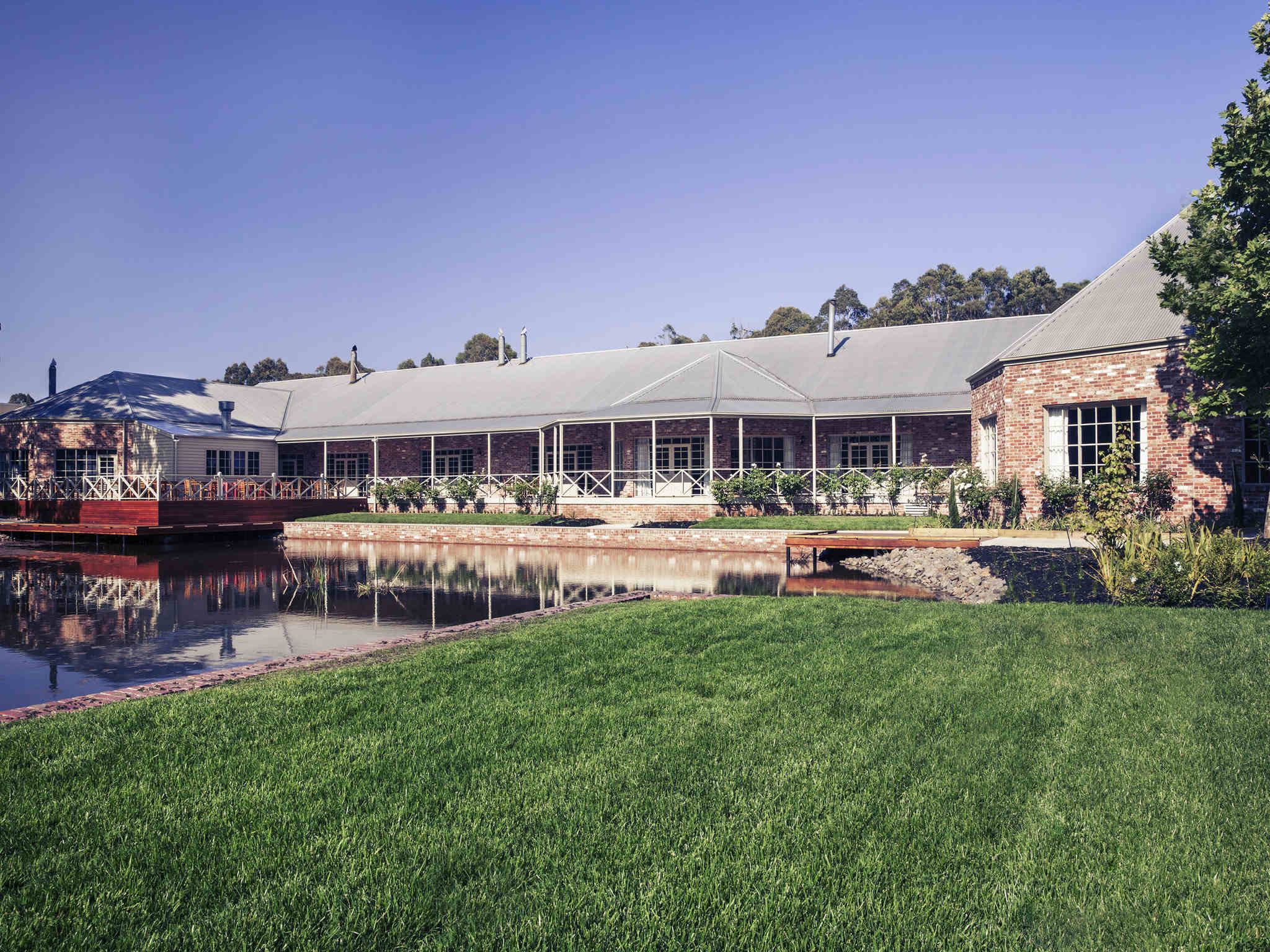 Hotel – Mercure Ballarat Hotel and Convention Centre