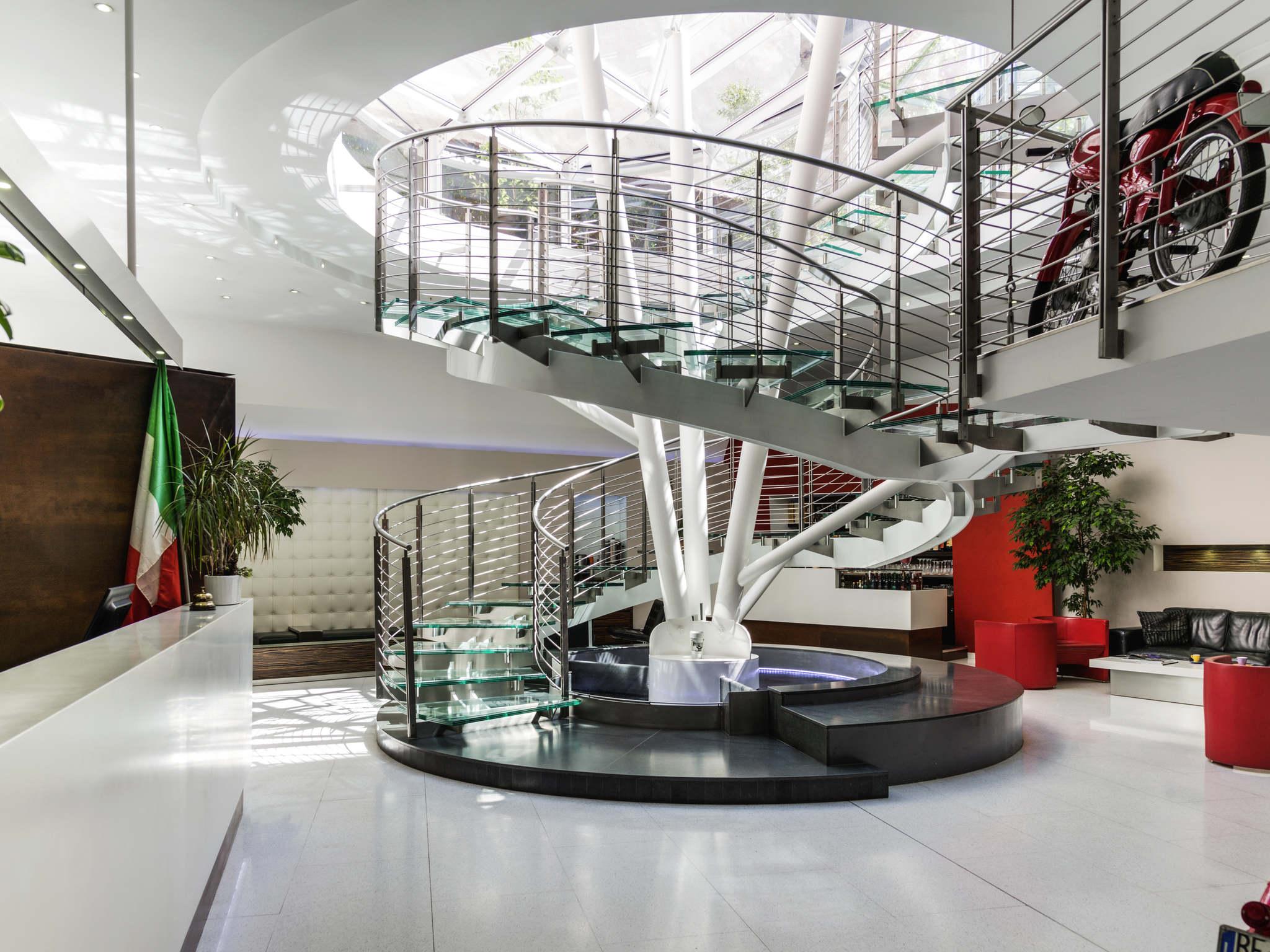 hotel in milan - ibis styles milano centro - Soggiorno Urban Chic