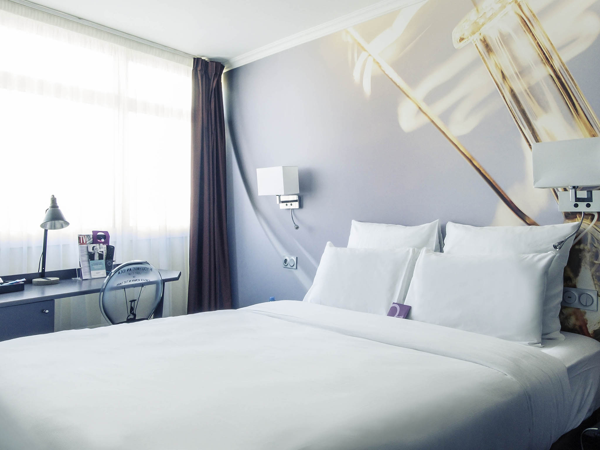 Hotel – Hôtel Mercure Paris Malakoff Parc des Expositions