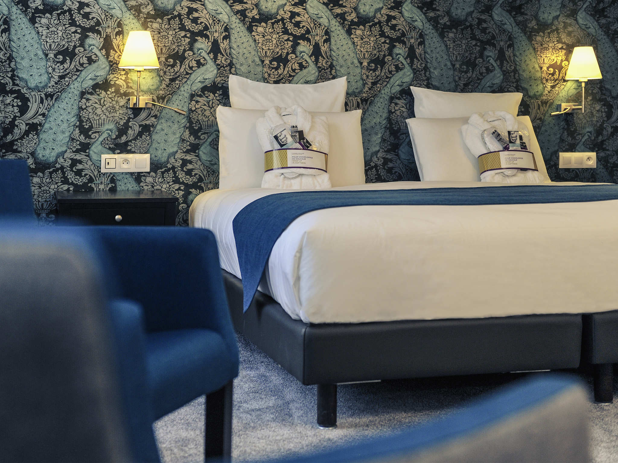 Hotel – Hôtel Mercure Paris Saint Cloud Hippodrome