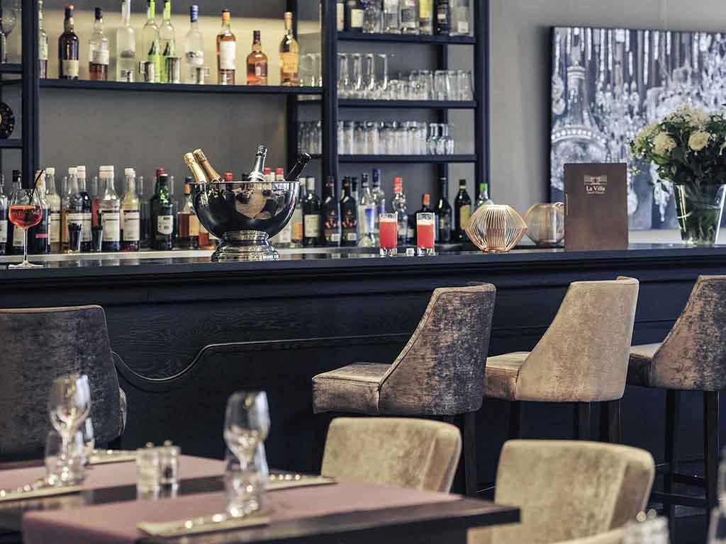 La Villa Saint Cloud Restaurants By Accorhotels