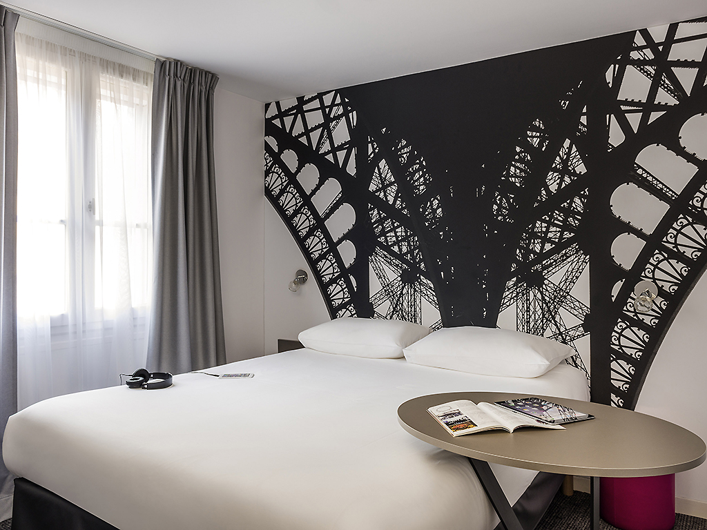 Cheap hotel paris ibis styles paris eiffel cambronne for Eifel design hotel