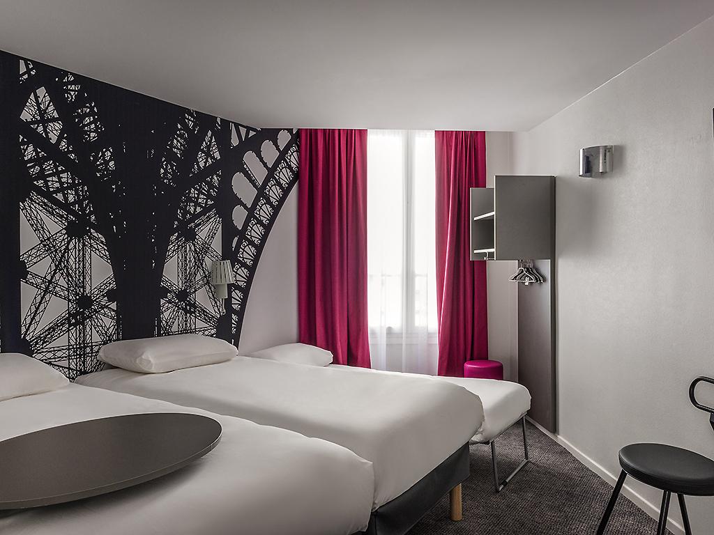 Hotel a paris ibis styles paris eiffel cambronne - Scorpione e gemelli a letto ...