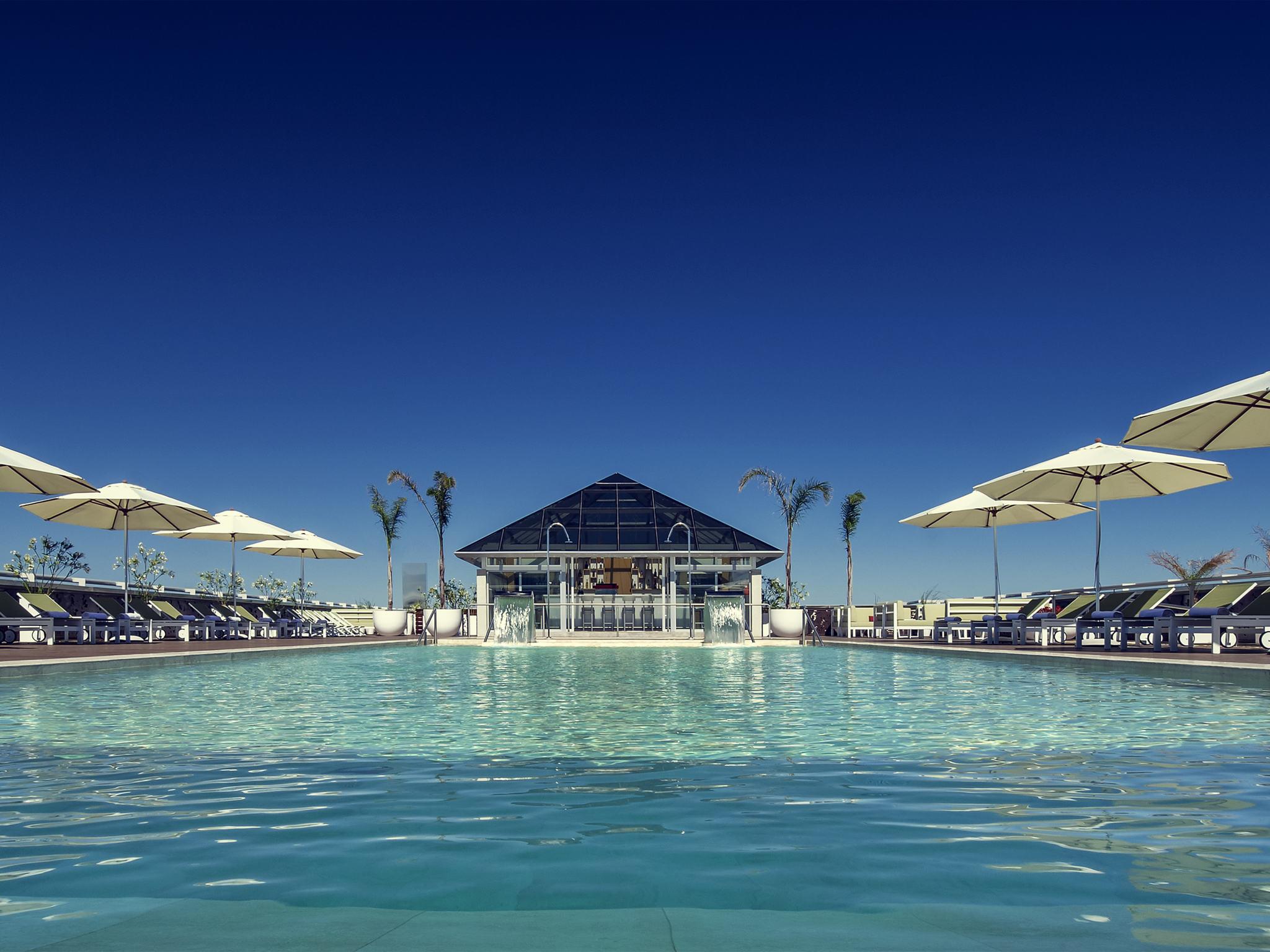 โรงแรม – Mercure Santa Rosa La Pampa