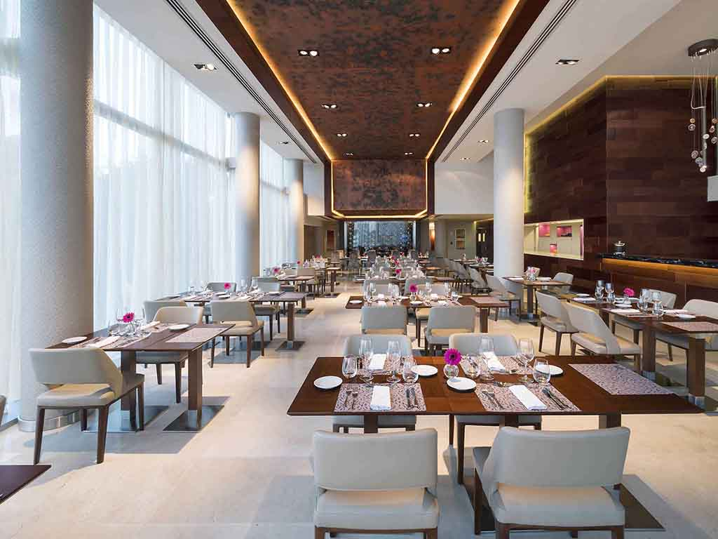 Restaurant Santa Rosa Restaurants By Accorhotels