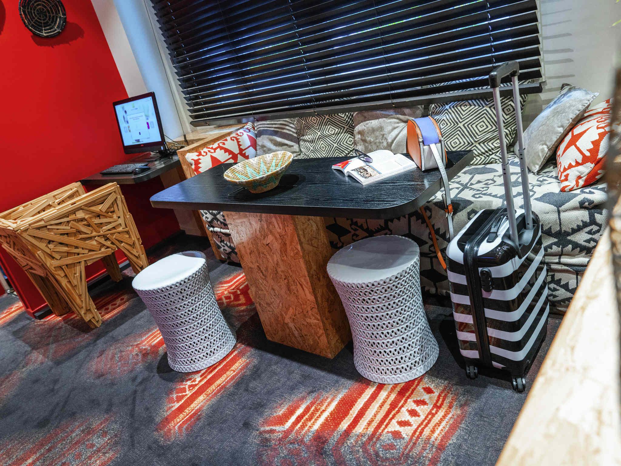 ... Hotel - Ibis Styles Paris Boulogne Marcel Sembat ...