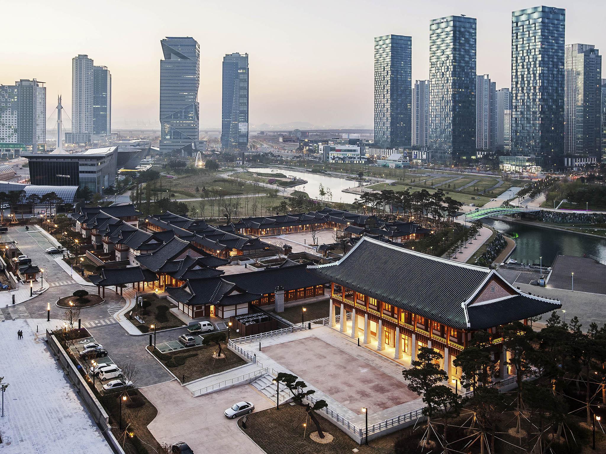 酒店 – 仁川 Gyeongwonjae 大使酒店 - 与雅高酒店联手合作