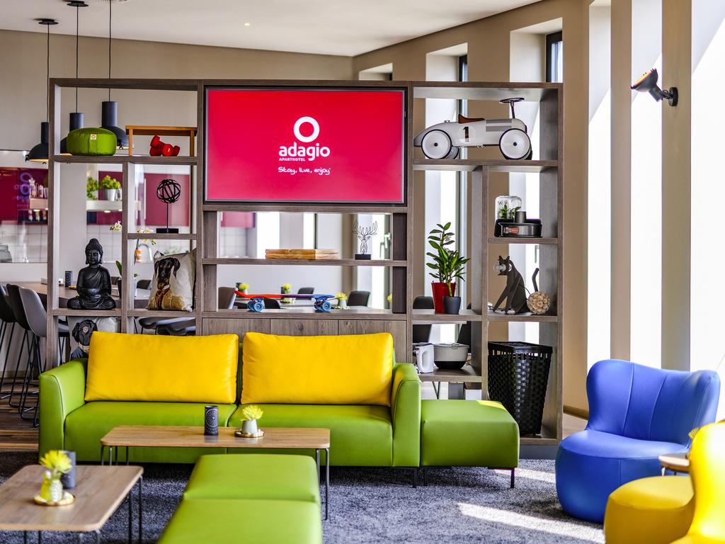 Apartment-hotel Adagio Bremen