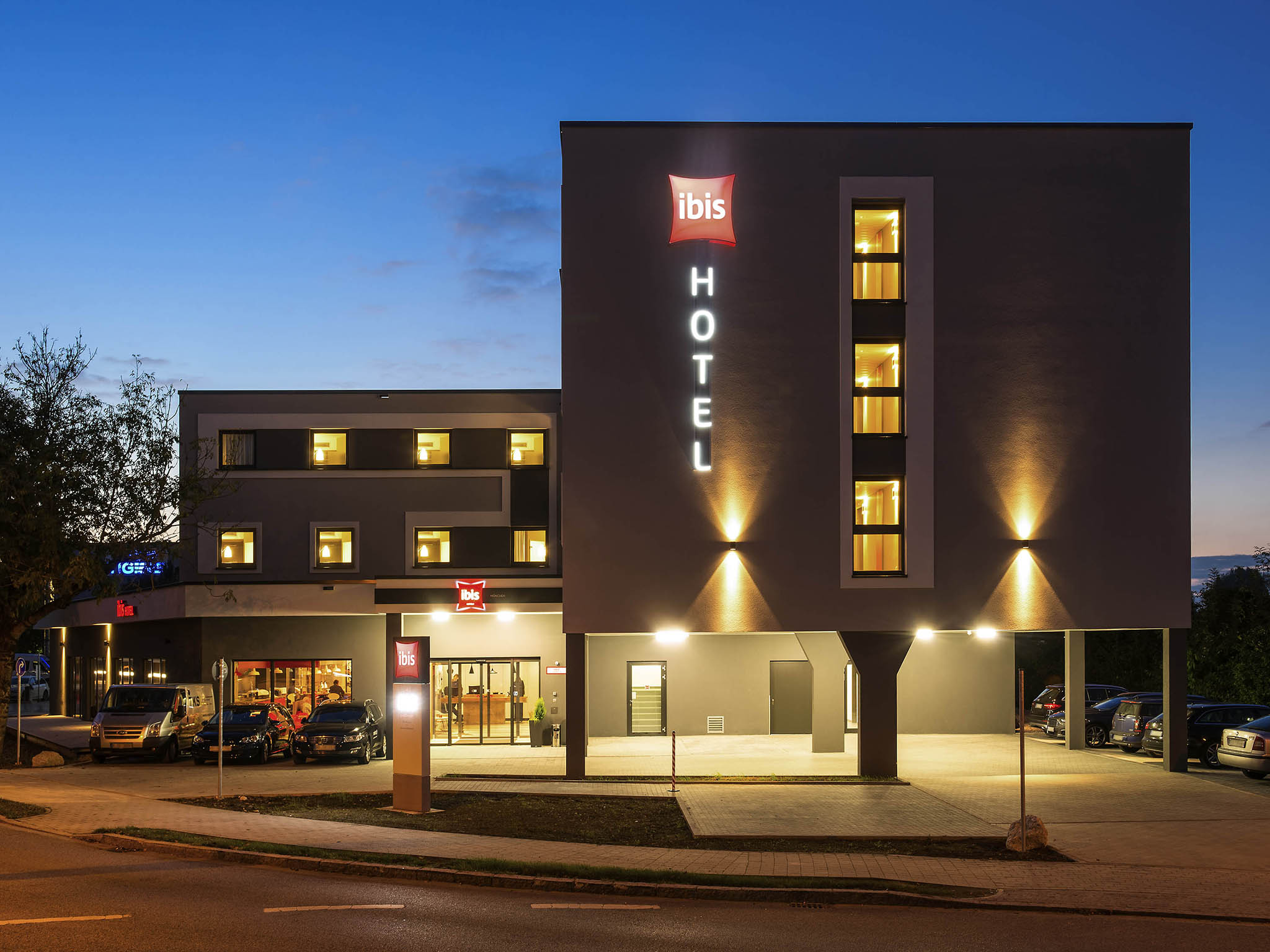 Hotell – ibis Muenchen Airport Sued