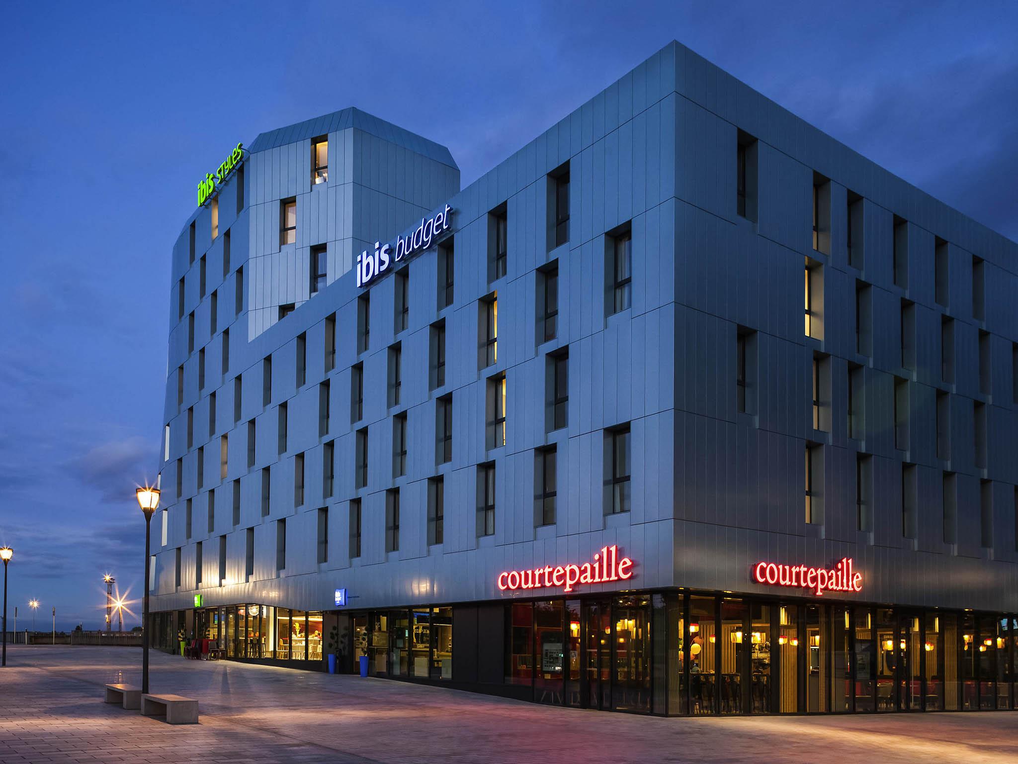 Otel – ibis budget Mulhouse Centre Gare