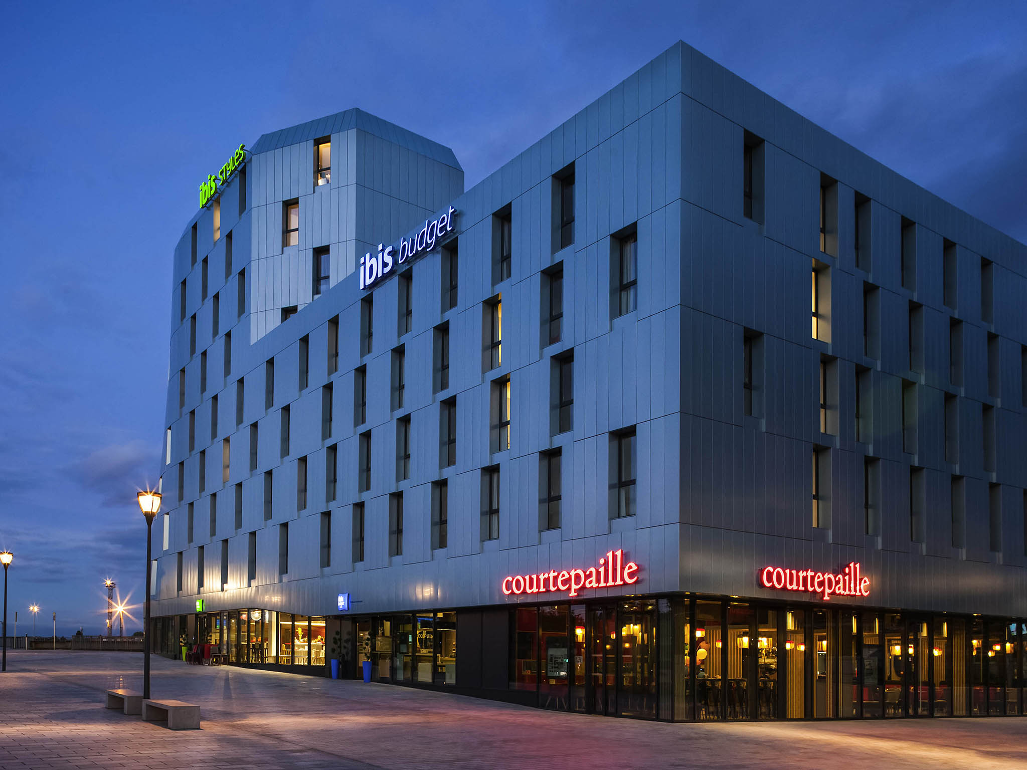 Hotell – ibis budget Mulhouse Centre Gare