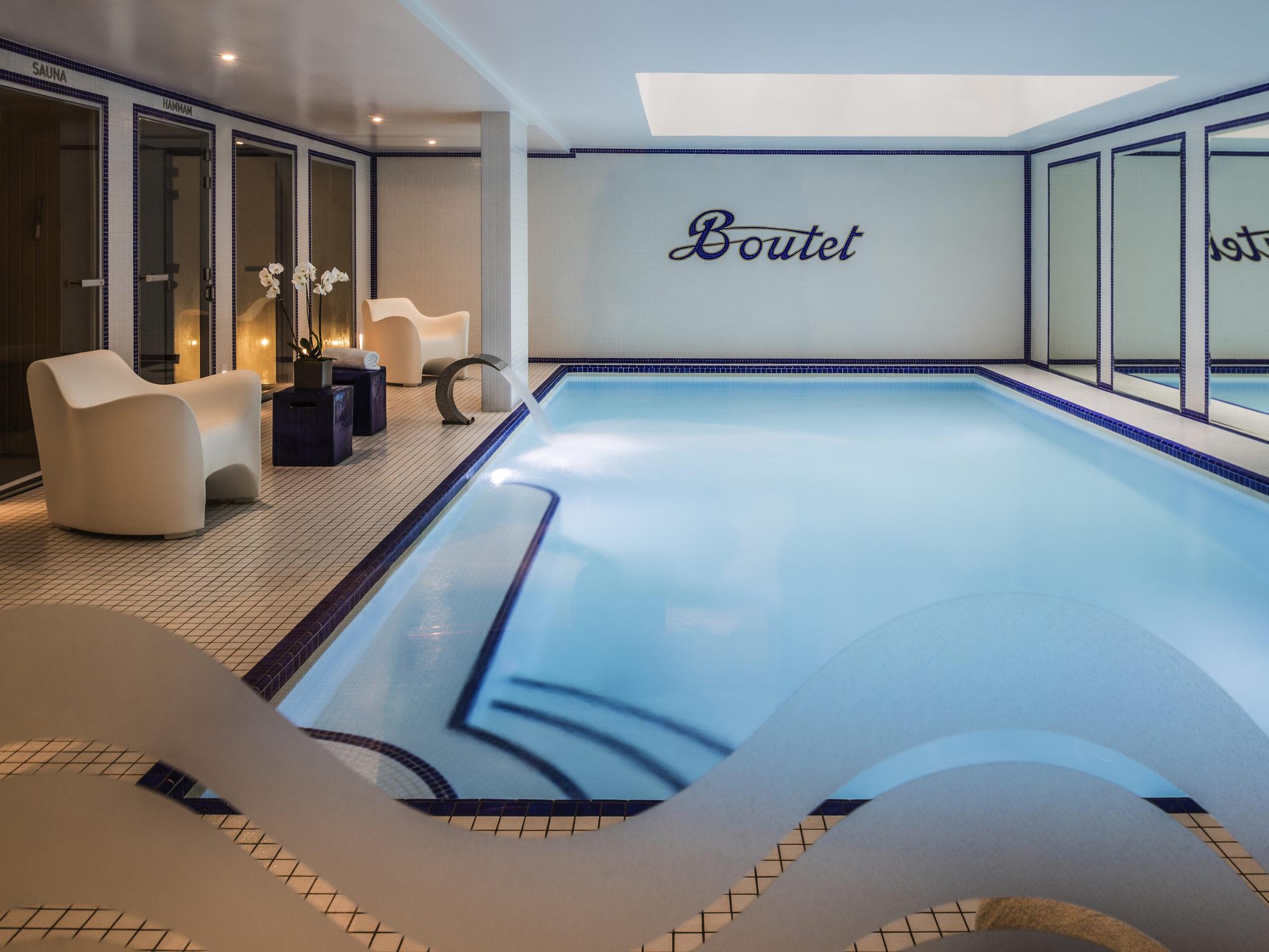 Отель — Отель Париж Бастилия Бутэ — MGallery by Sofitel