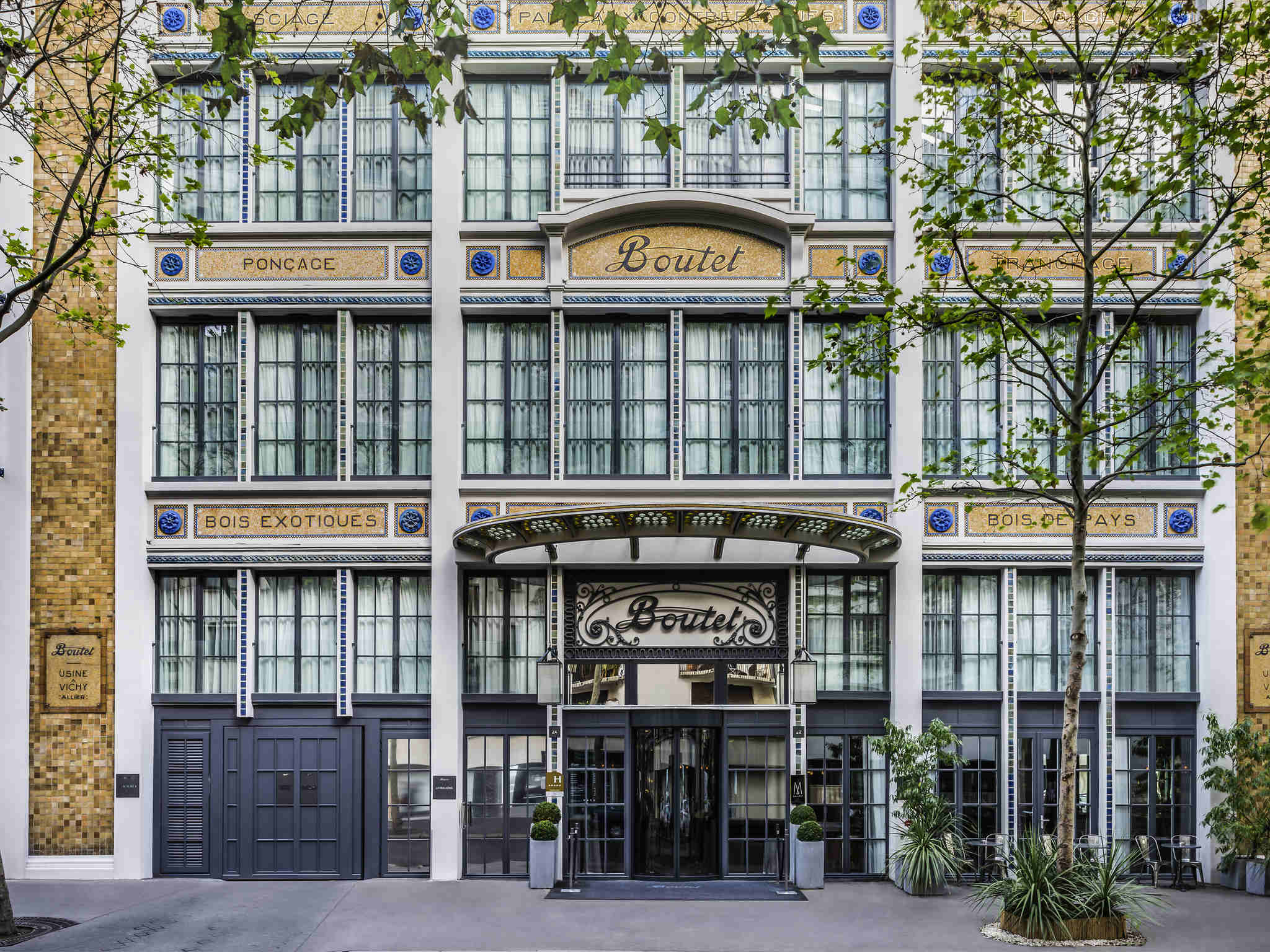 Hotel - Hôtel Paris Bastille Boutet - MGallery by Sofitel