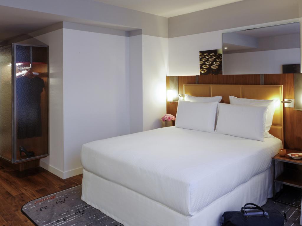 Hotel de luxe paris h tel paris bastille boutet for Hotel paris design luxe