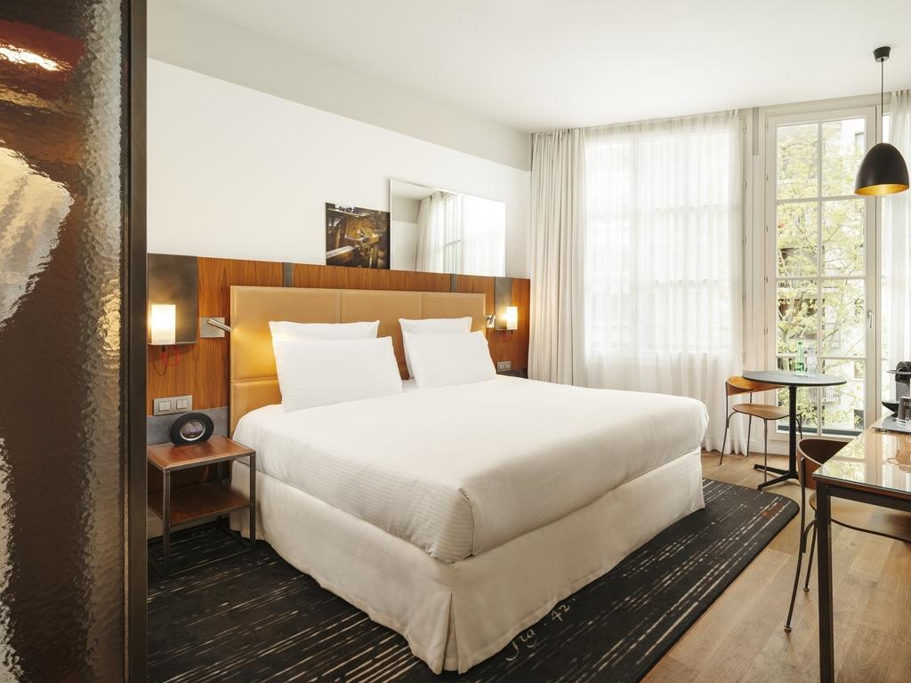 Hotel de luxe paris h tel paris bastille boutet for Hotel design bastille