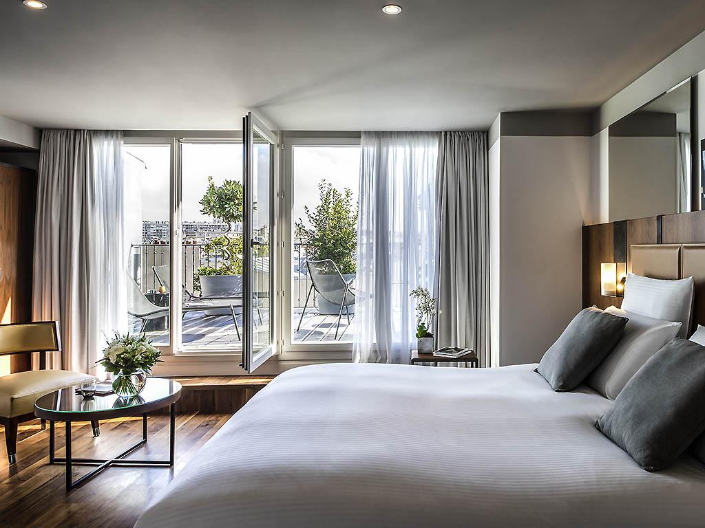 Hotel di Lusso a PARIGI – Hotel Paris Bastille Boutet - MGallery ...