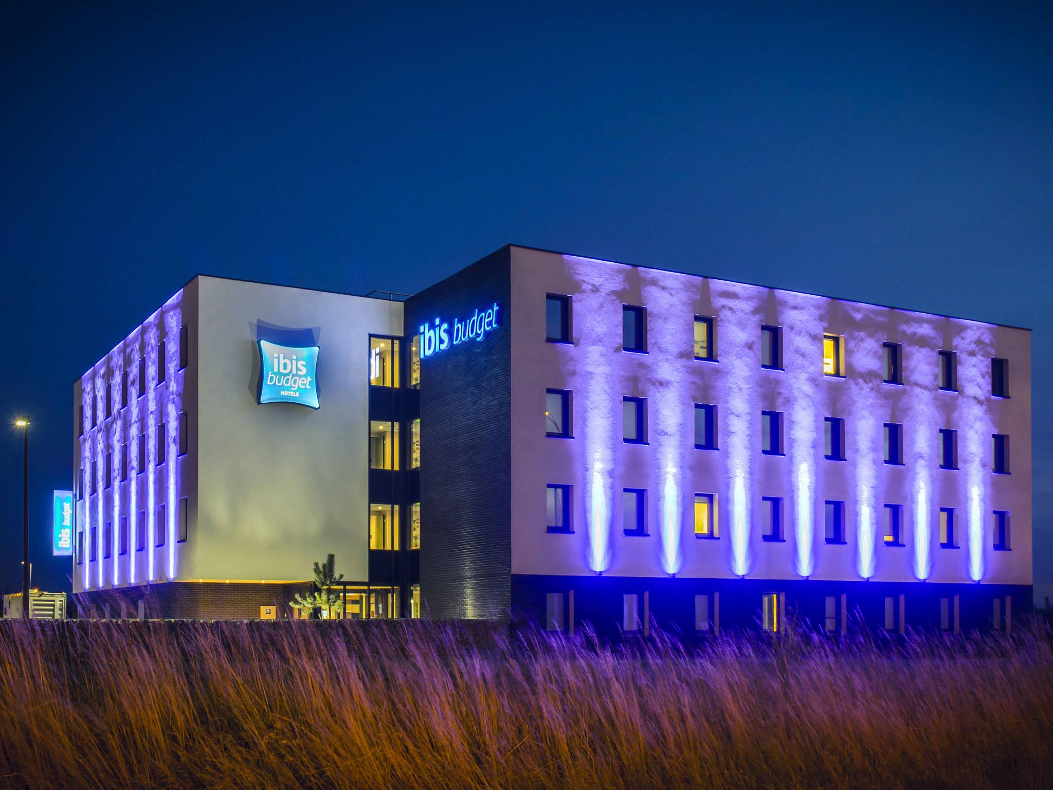 Отель — ibis budget Troyes Est