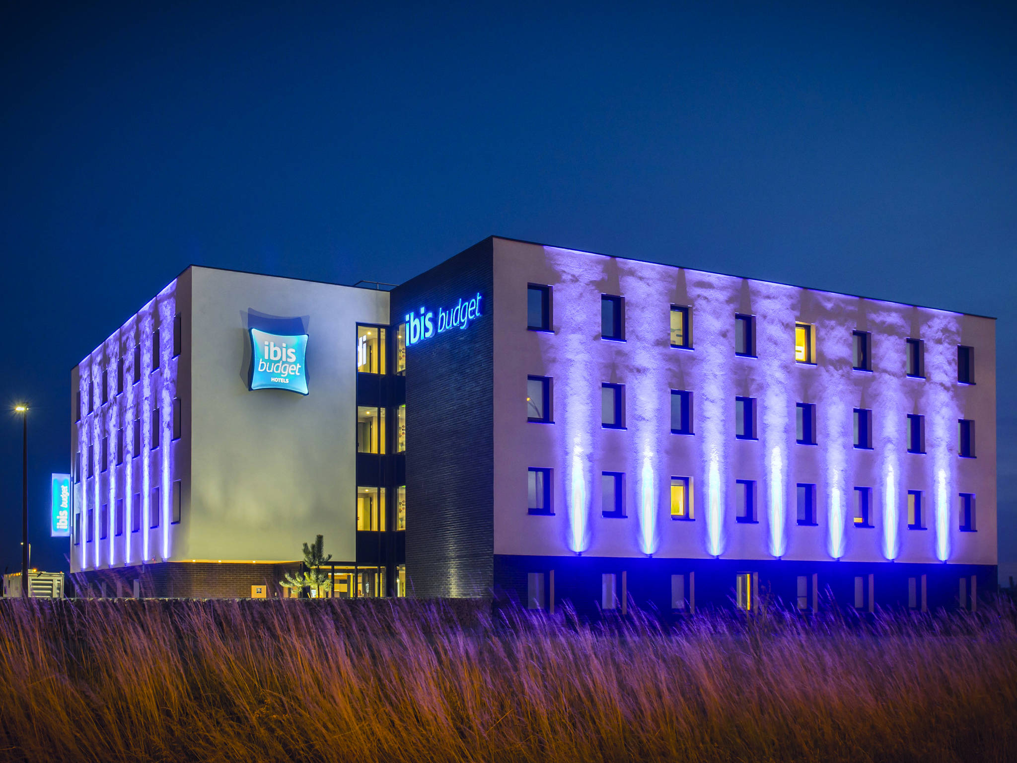 Hotell – ibis budget Troyes Est