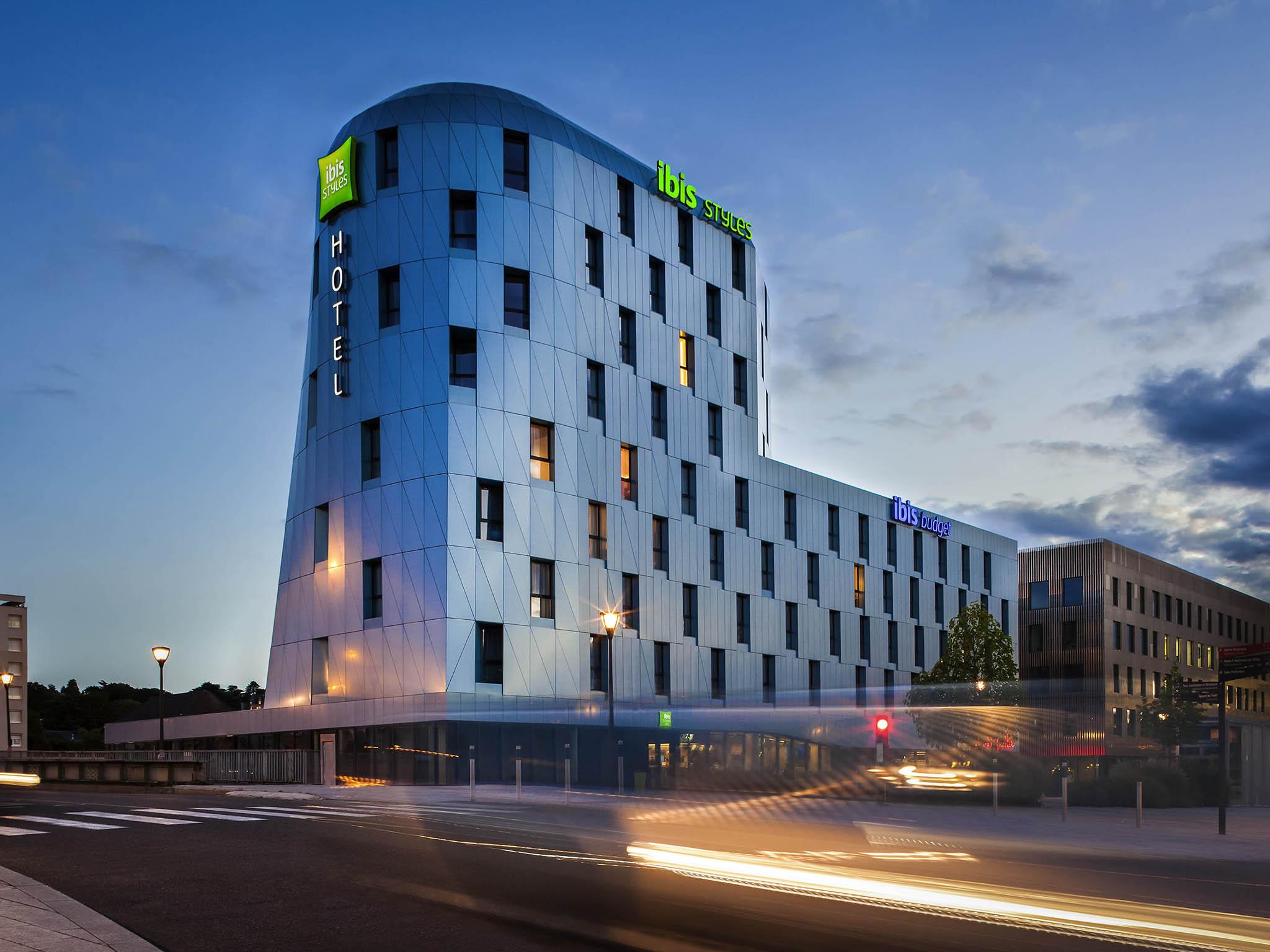 호텔 – ibis Styles Mulhouse Centre Gare
