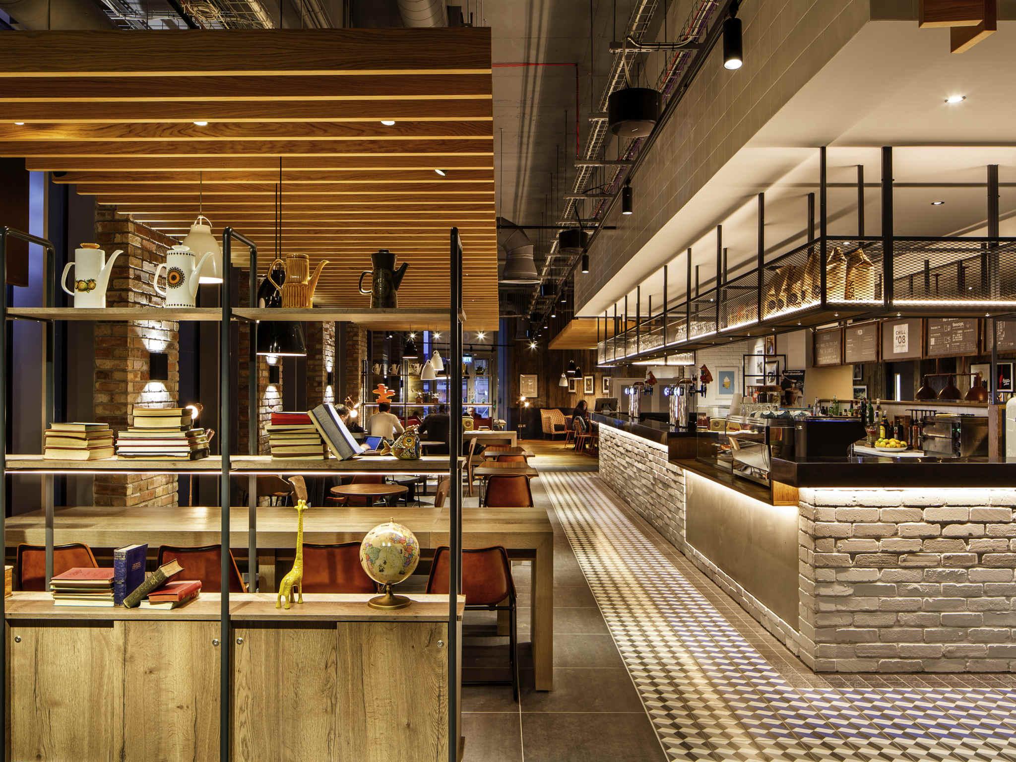 Hotel – ibis London Canning Town (opening: november 2017)